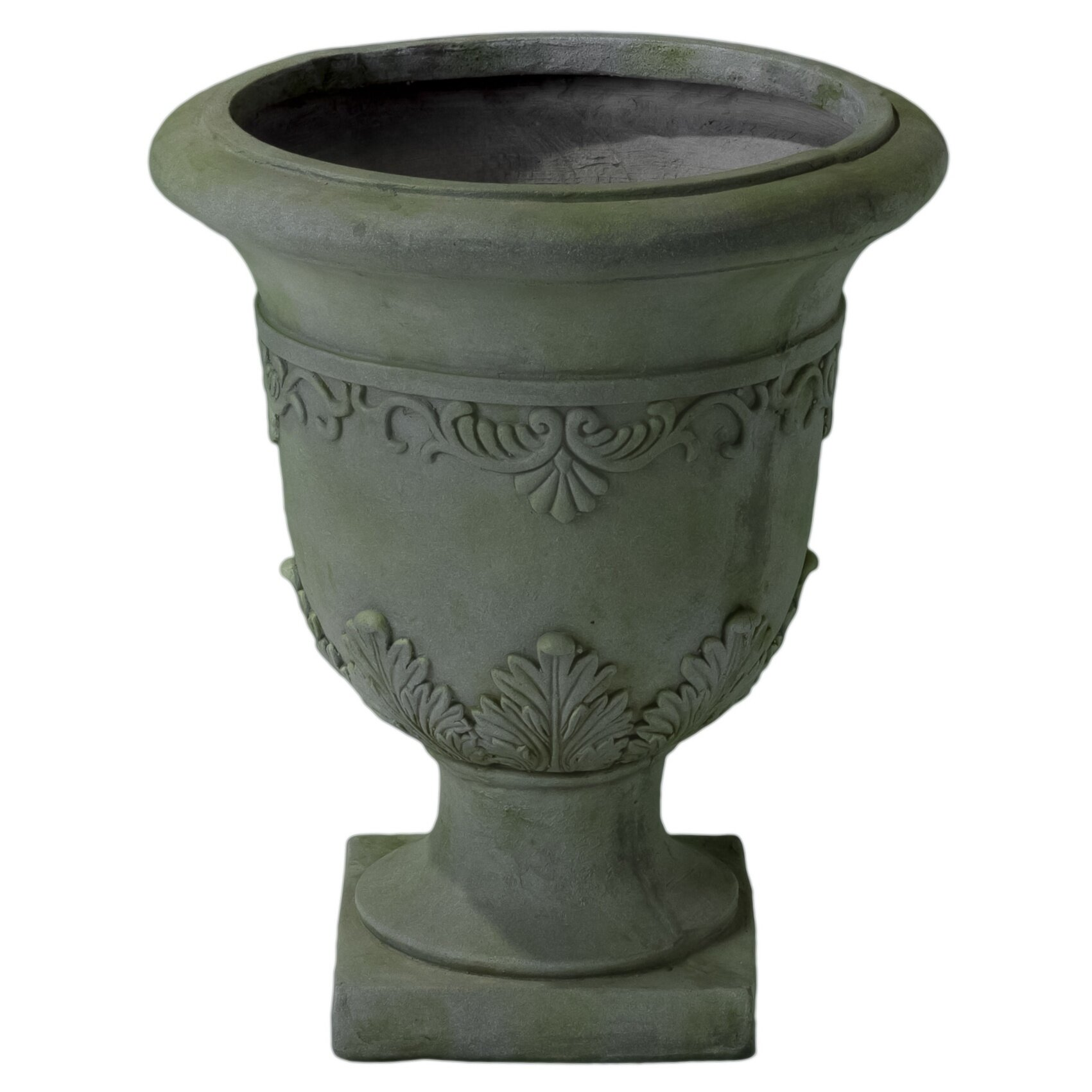 Footed Planter from wayfair