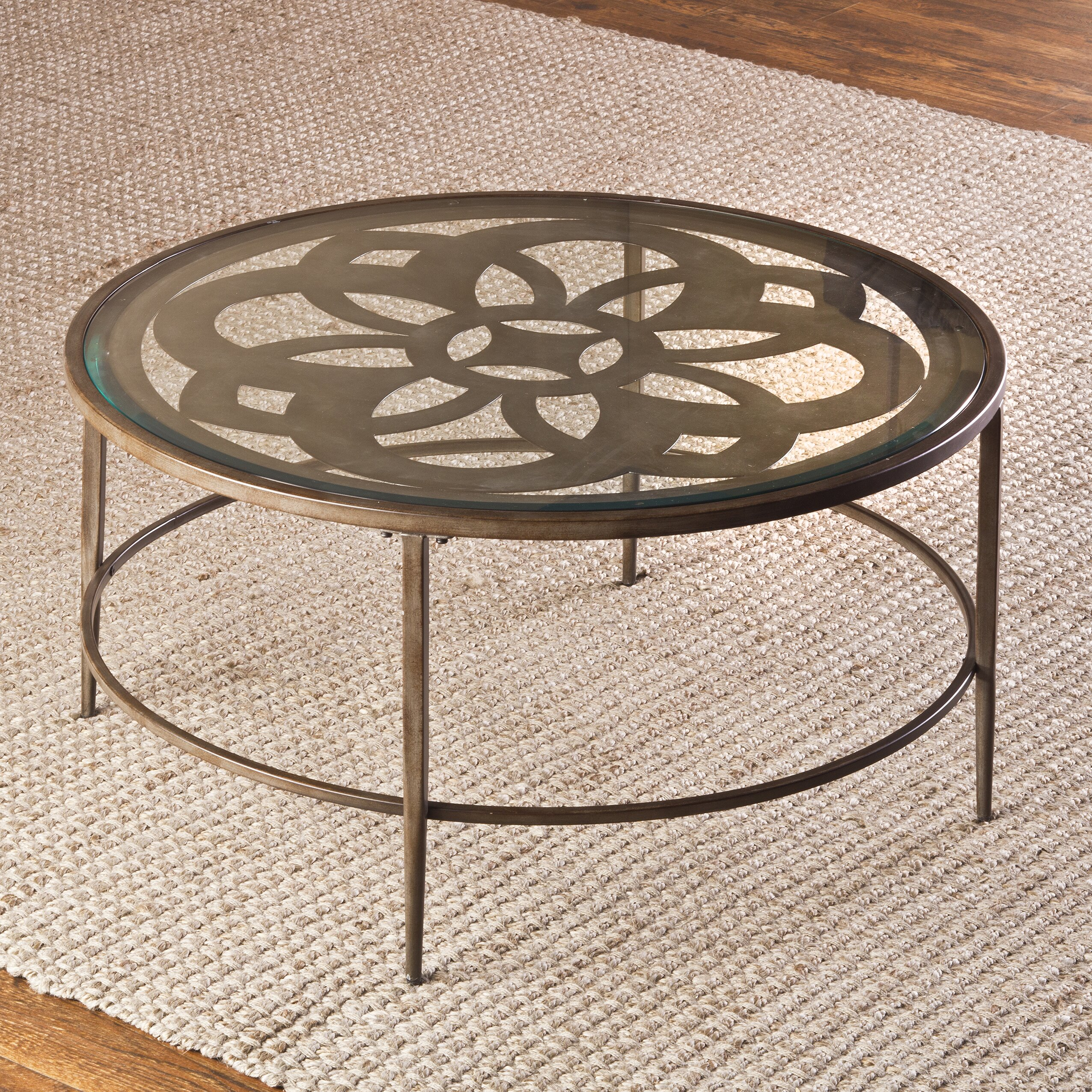 Alcott Hill Sencler Coffee Table & Reviews