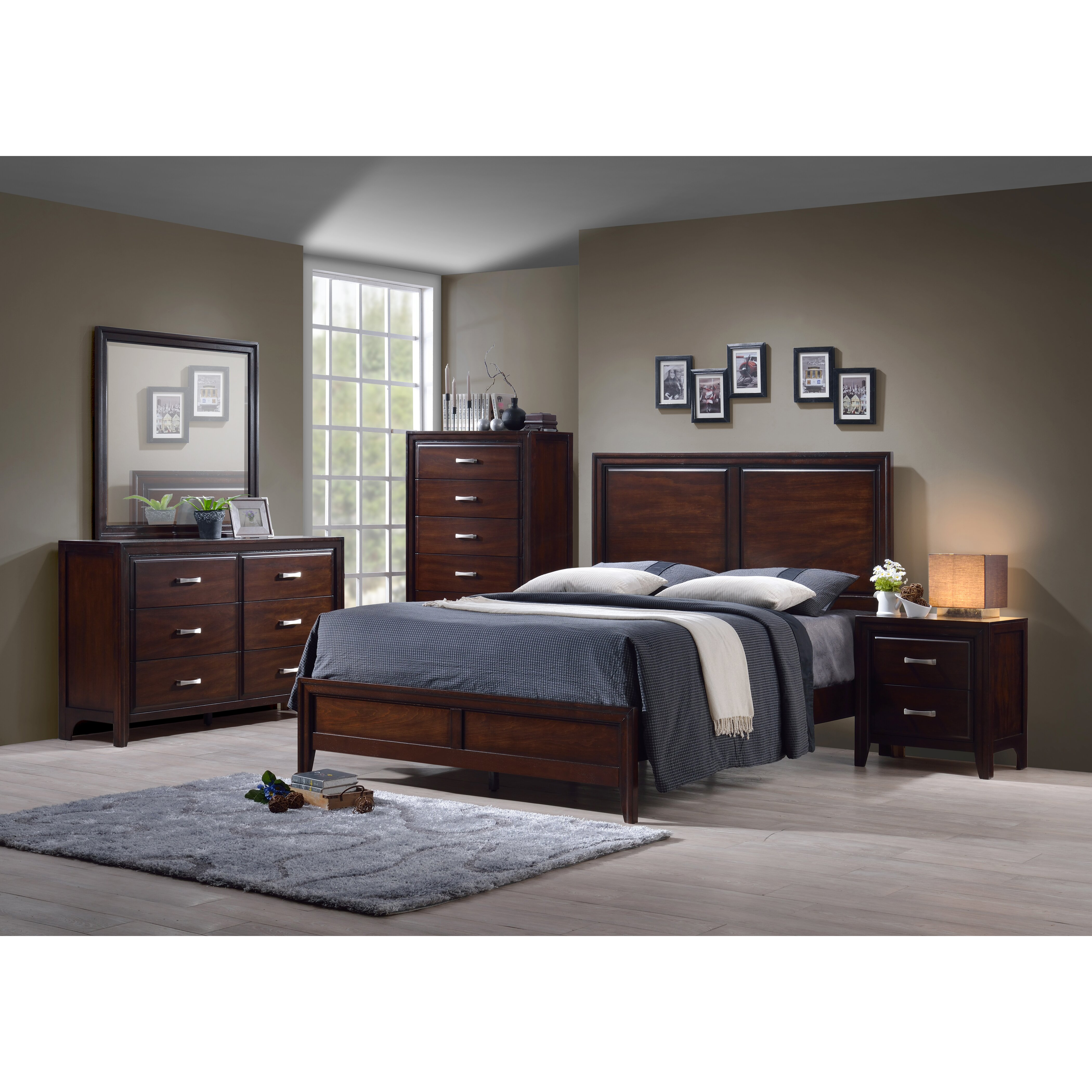 Simmons Bedroom Furniture Alcott Hill Casegoods Agathis Panel Customizable