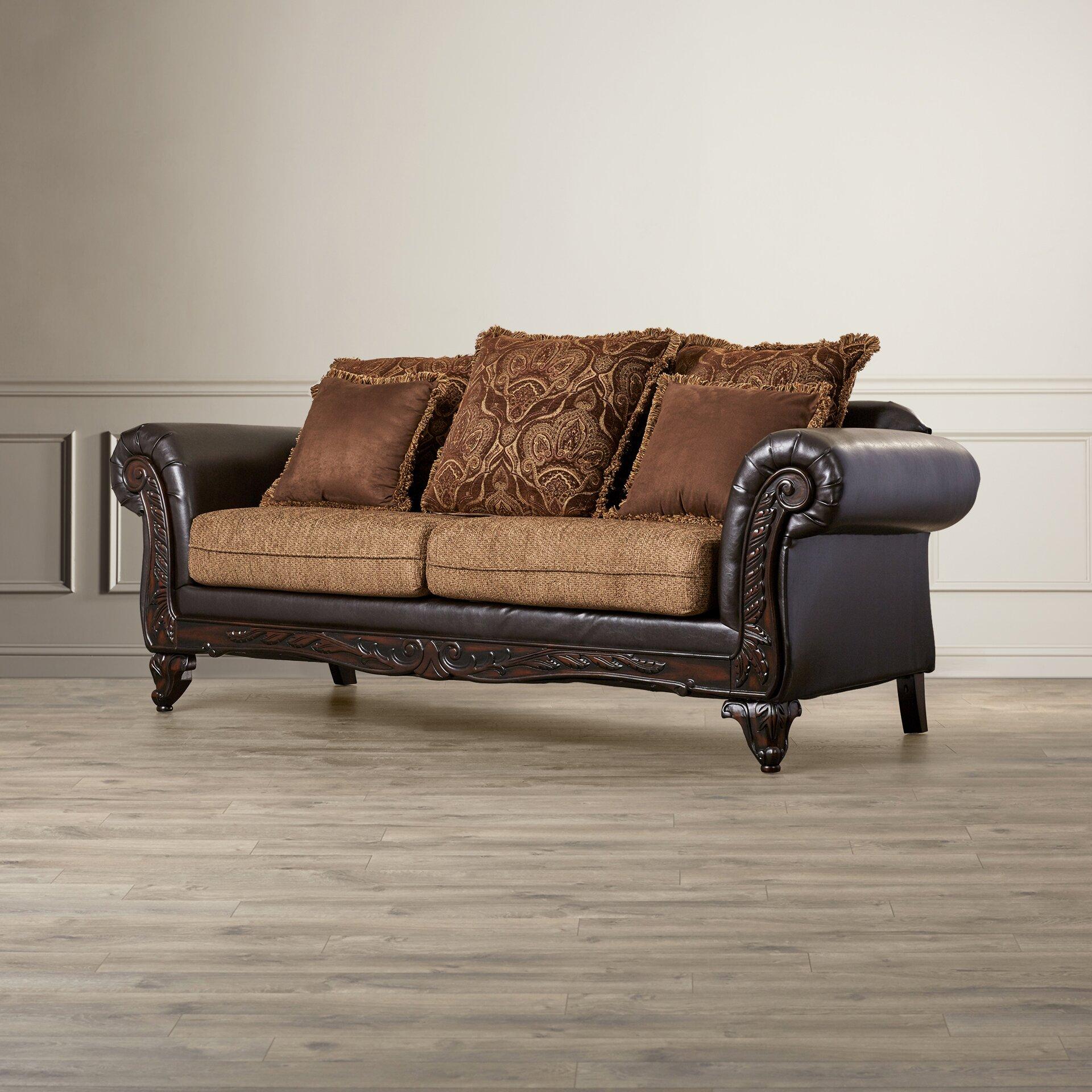 Alcott Hill Serta Upholstery Darcy Sofa Amp Reviews Wayfair