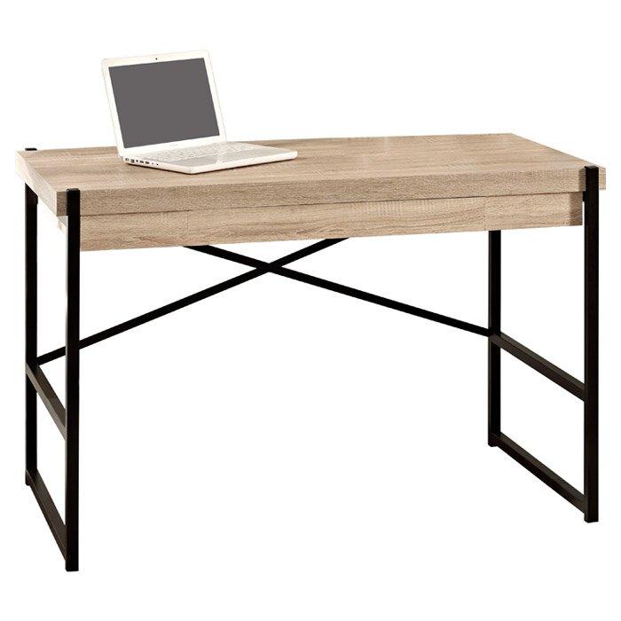 Brayden Studio Devita Computer Desk With Dropfront Laptop