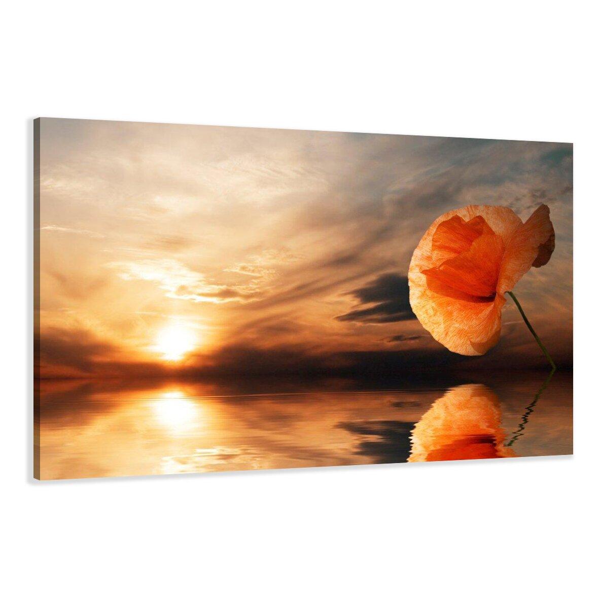 visario wandbild strand 80 x 120 cm reviews von visario. Black Bedroom Furniture Sets. Home Design Ideas
