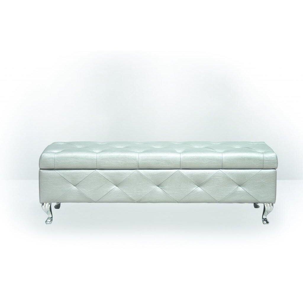 BestMasterFurniture Upholstered Storage Bedroom Bench