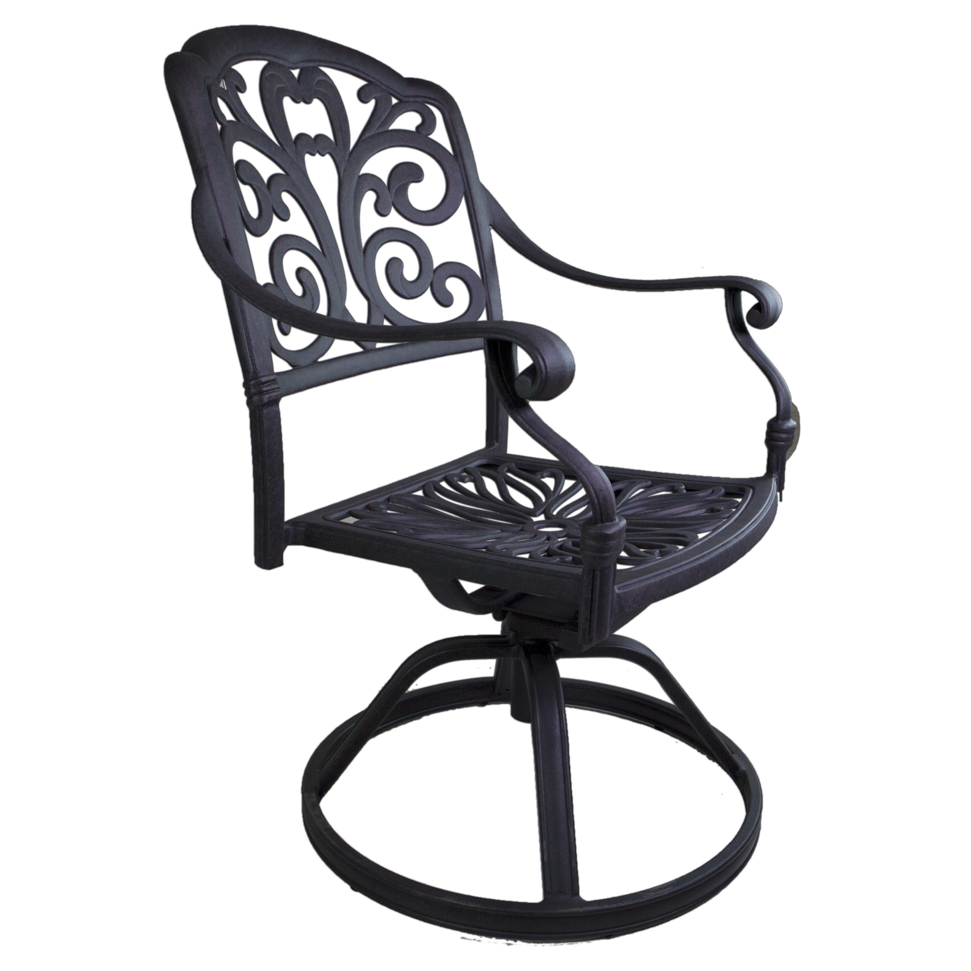 Roma Swivel Rocking Chair Set