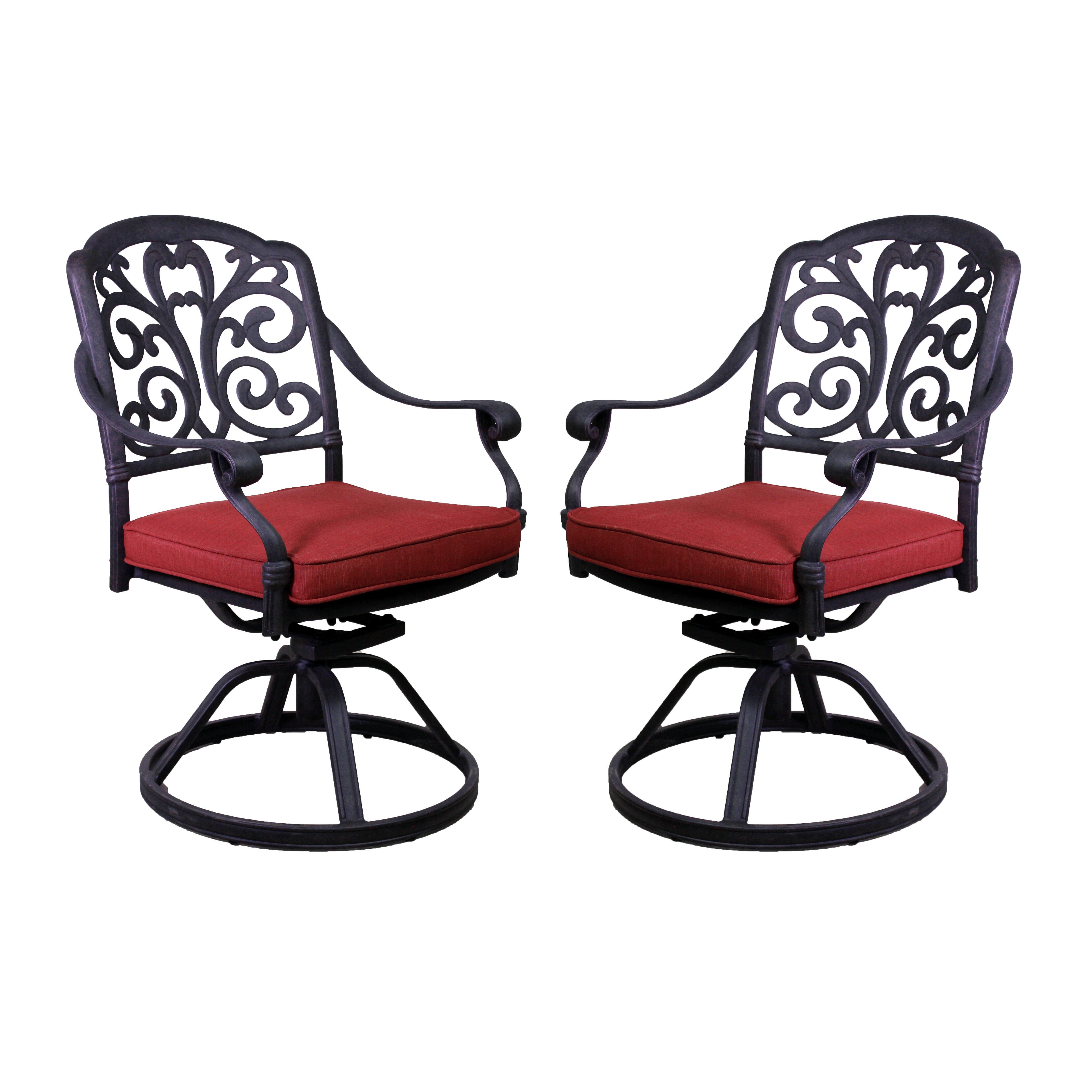 ... Rocking Chair Set with Dupione Sunbrella Cushion by California Outdoor