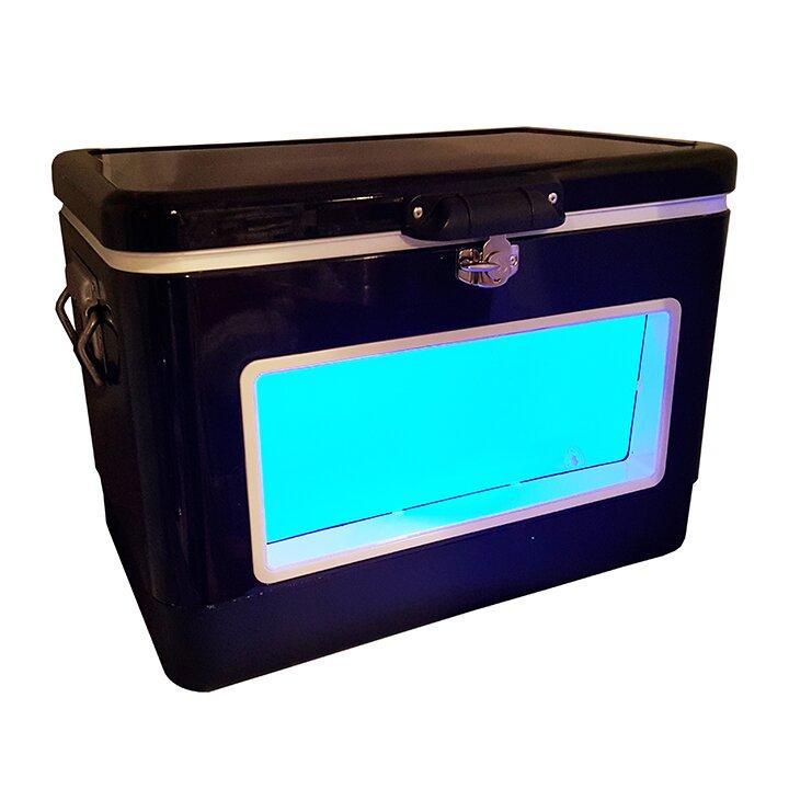Brekx 54 Qt Led Party Cooler Amp Reviews Wayfair