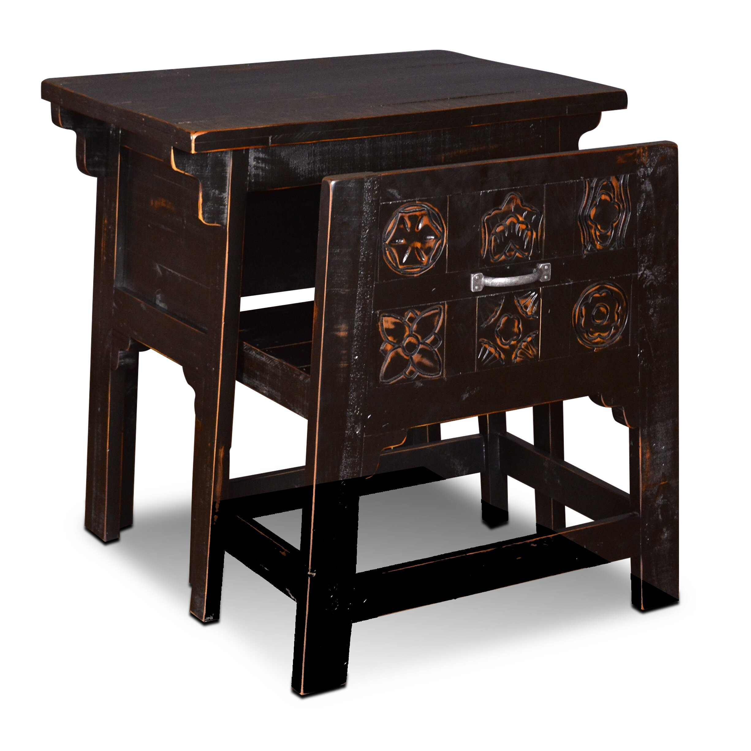 Do It Yourself Home Design: August Grove Lakeland Writing Desk With Hidden Chair