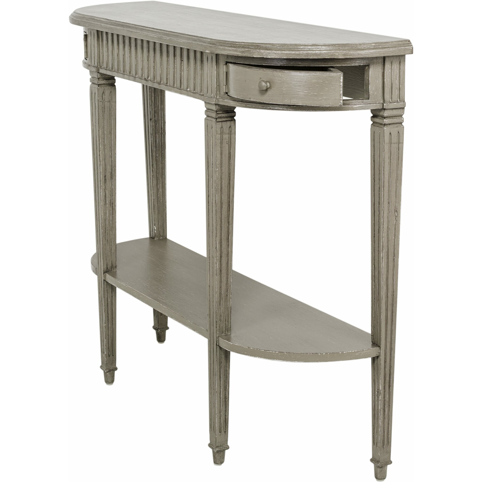 tillsonburg console table wayfair. Black Bedroom Furniture Sets. Home Design Ideas