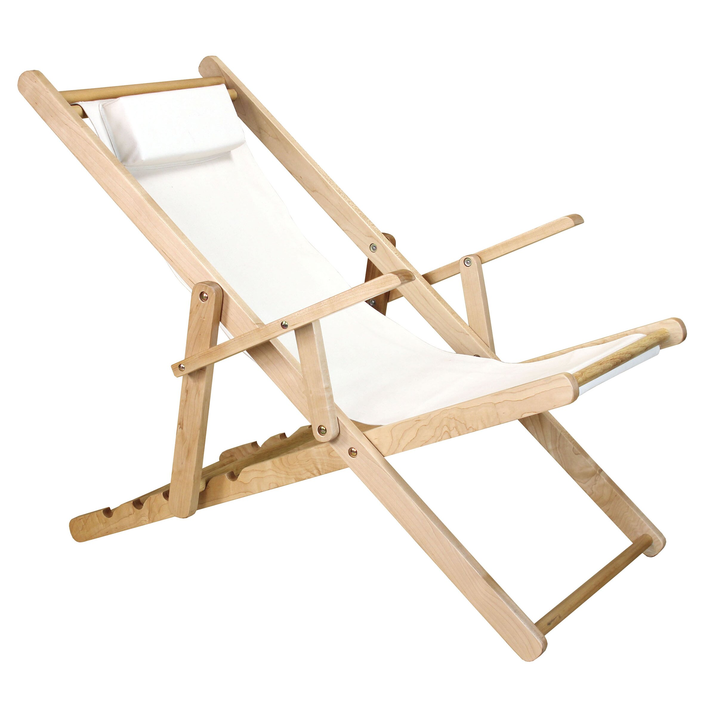 Beachcrest Home White Springs Sling Chair & Reviews