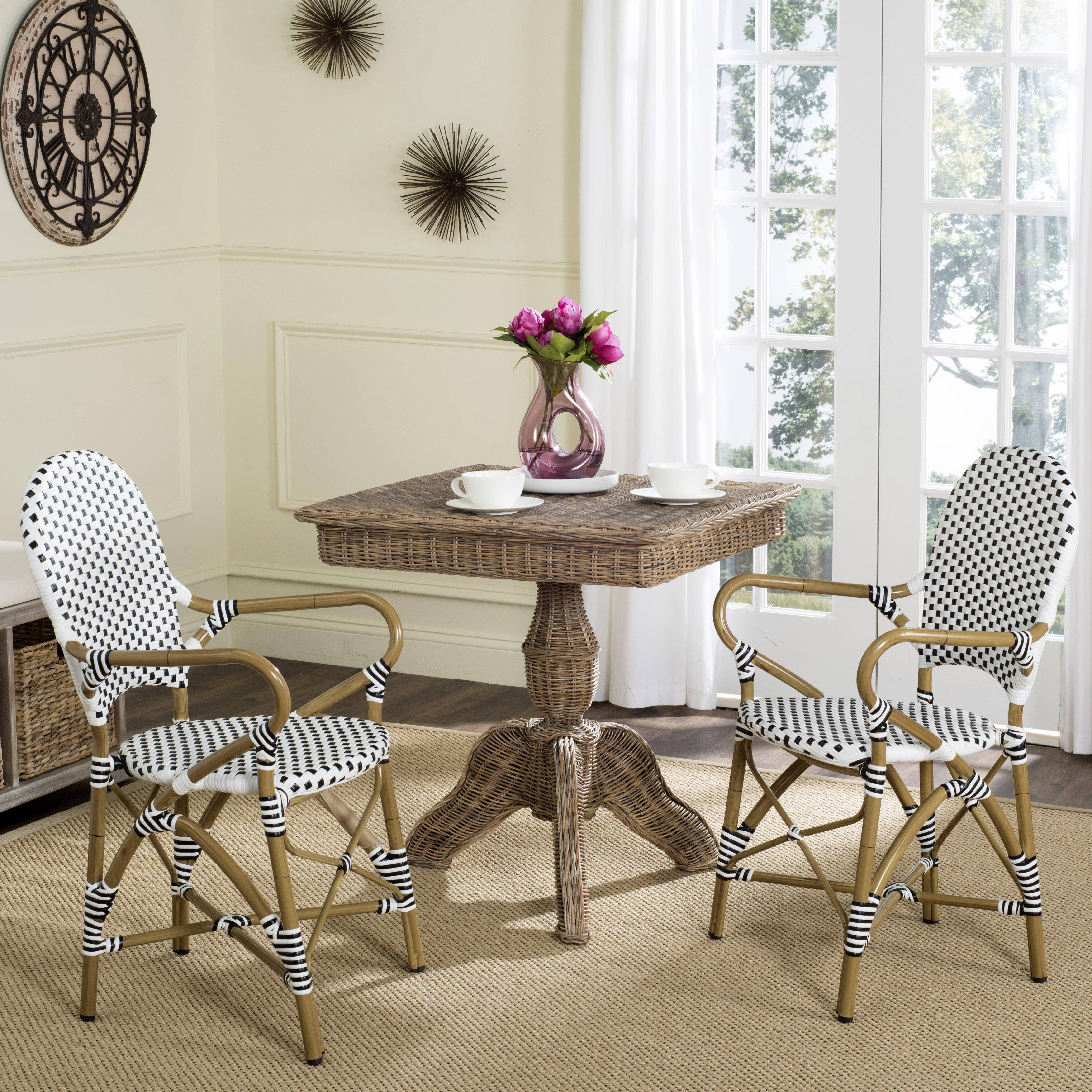 Belleair Stacking Arm Chair | Wayfair