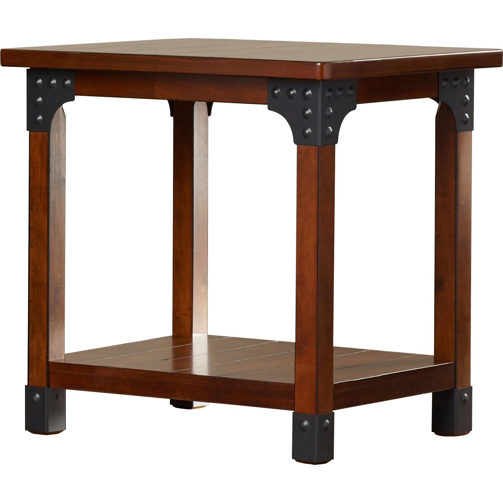 Hebbville Coffee Table Reviews: Loon Peak Penrose-Portland 3 Piece Coffee Table Set