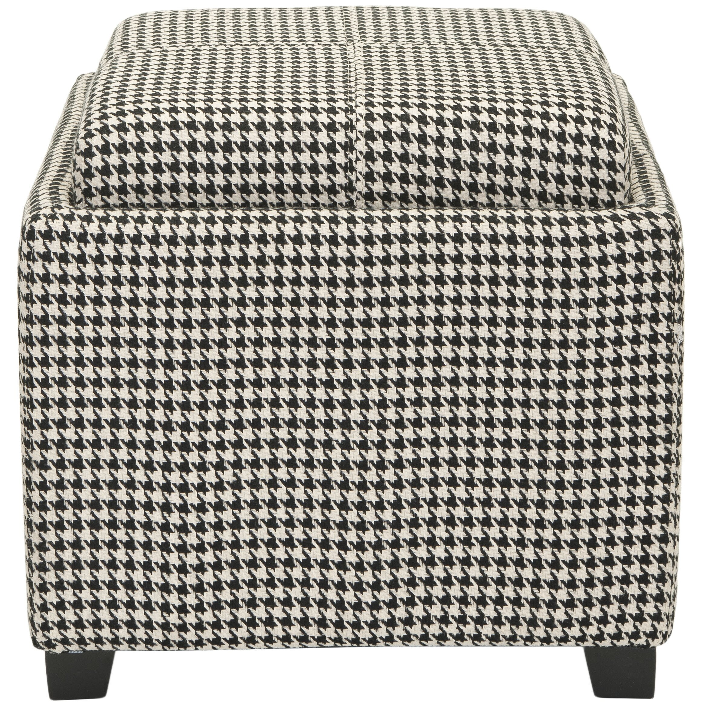 Ottomans Lifestyle Single Ottoman: House Of Hampton Rolla Single Tray Storage Ottoman