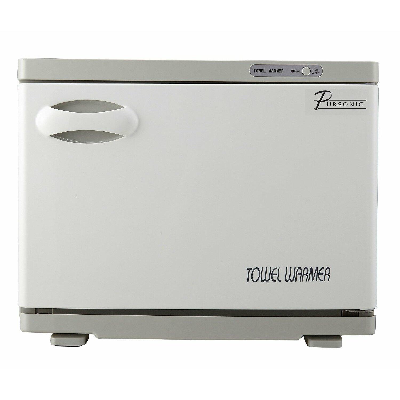 Electric Bathroom Towel Heaters: Pursonic Freestanding Electric Towel Warmer & Reviews