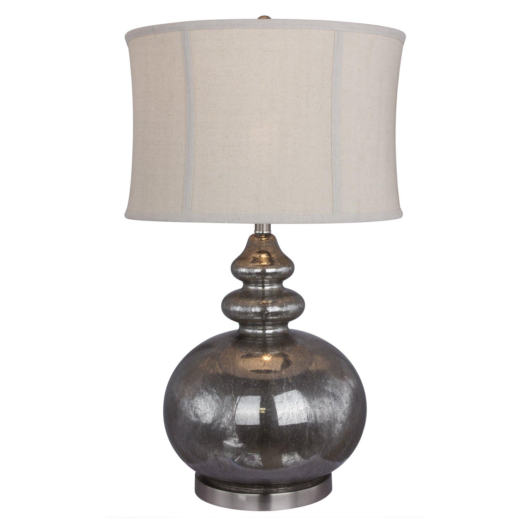 Metal Table Lamps : Lighting Lamps Table Lamps Fangio SKU: FG2179
