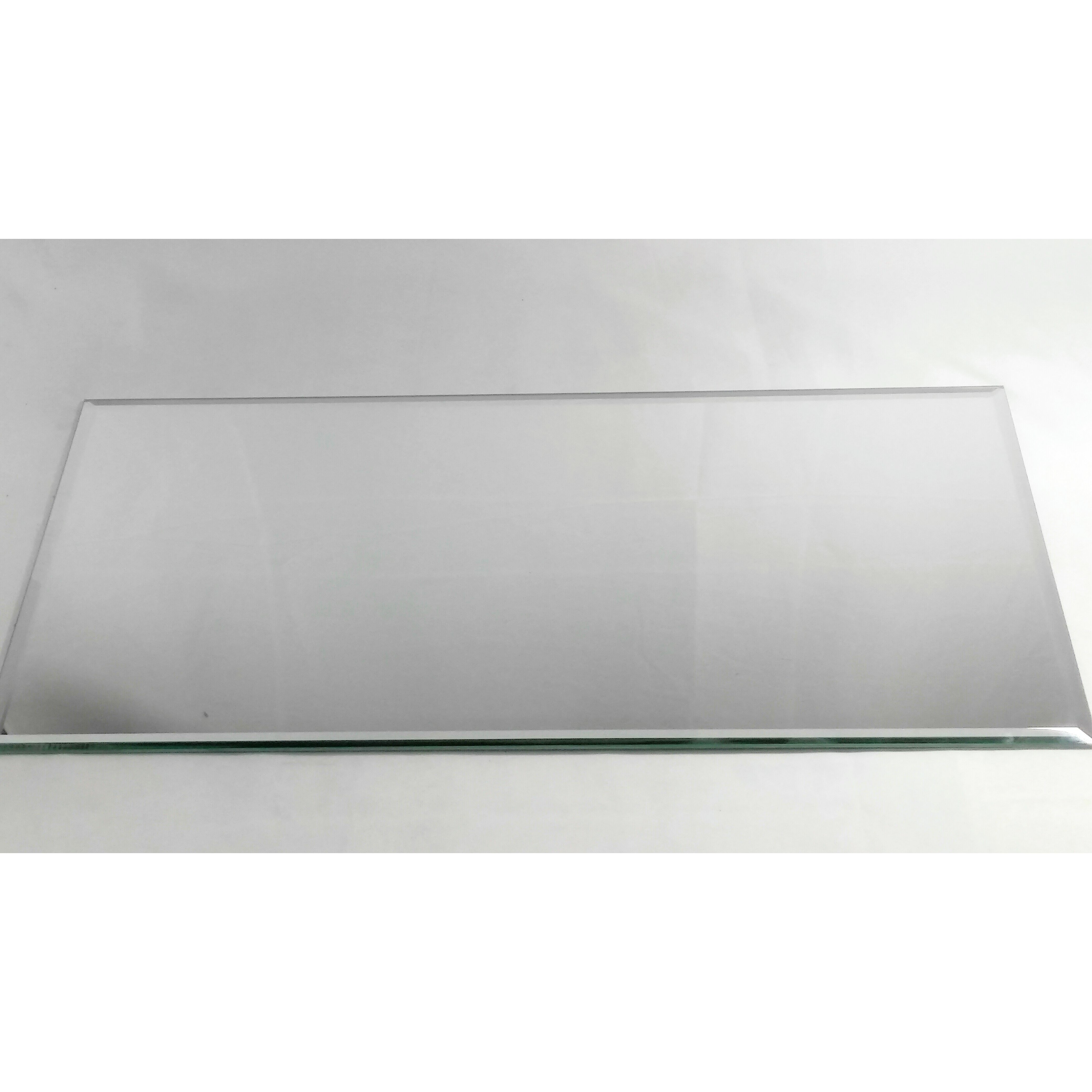 Reflections 12 X 24 Mirror Glass Field Tile In Silver