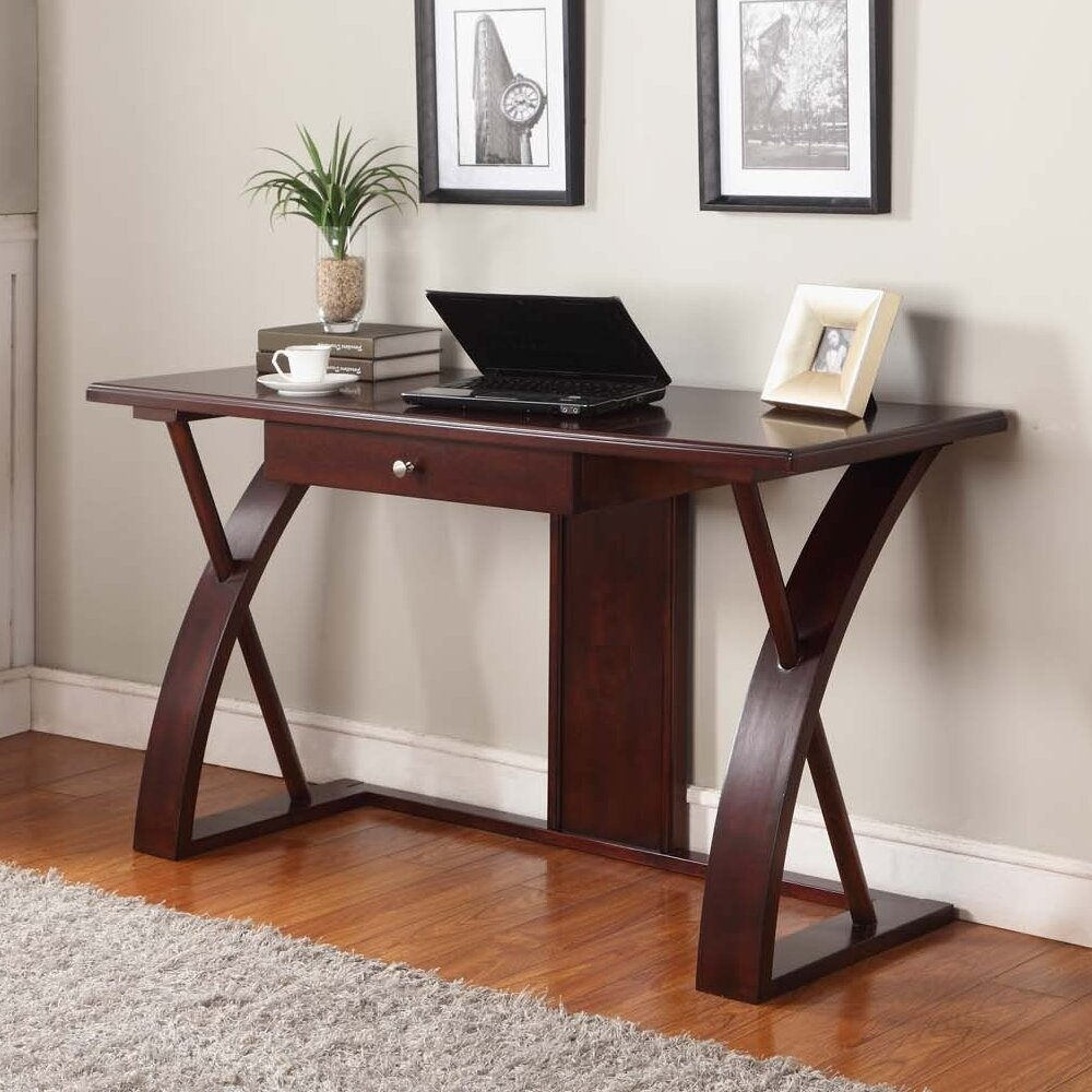 Roundhill Furniture Computer Desk & Reviews