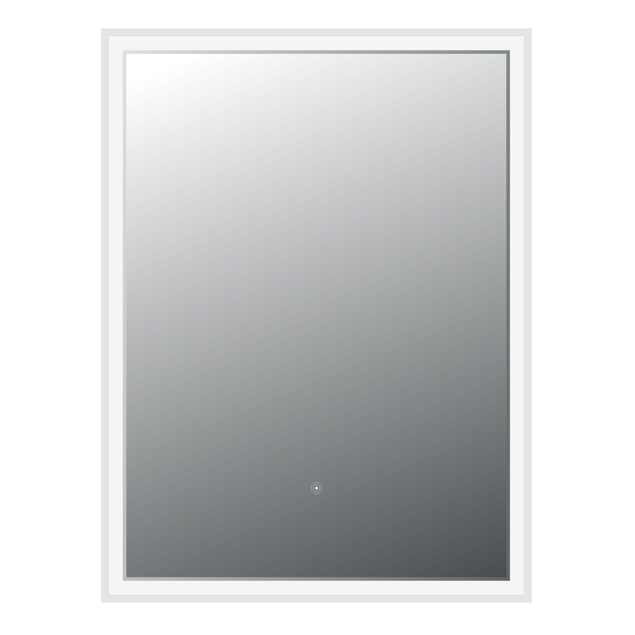 Stockholm Lighted Bathroom Vanity Wall Mirror