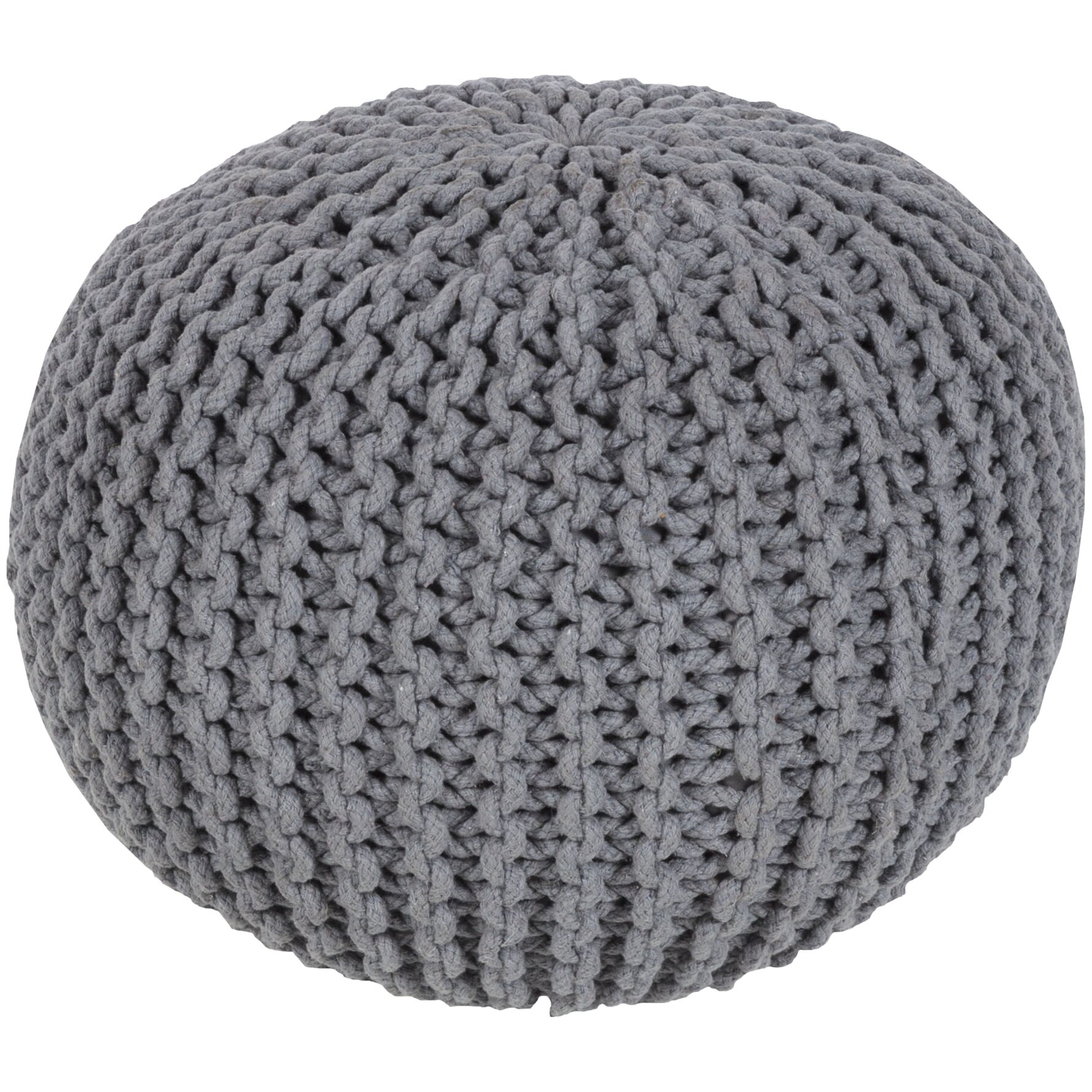 Bungalow Rose Roosendaal Sphere Pouf Ottoman Amp Reviews