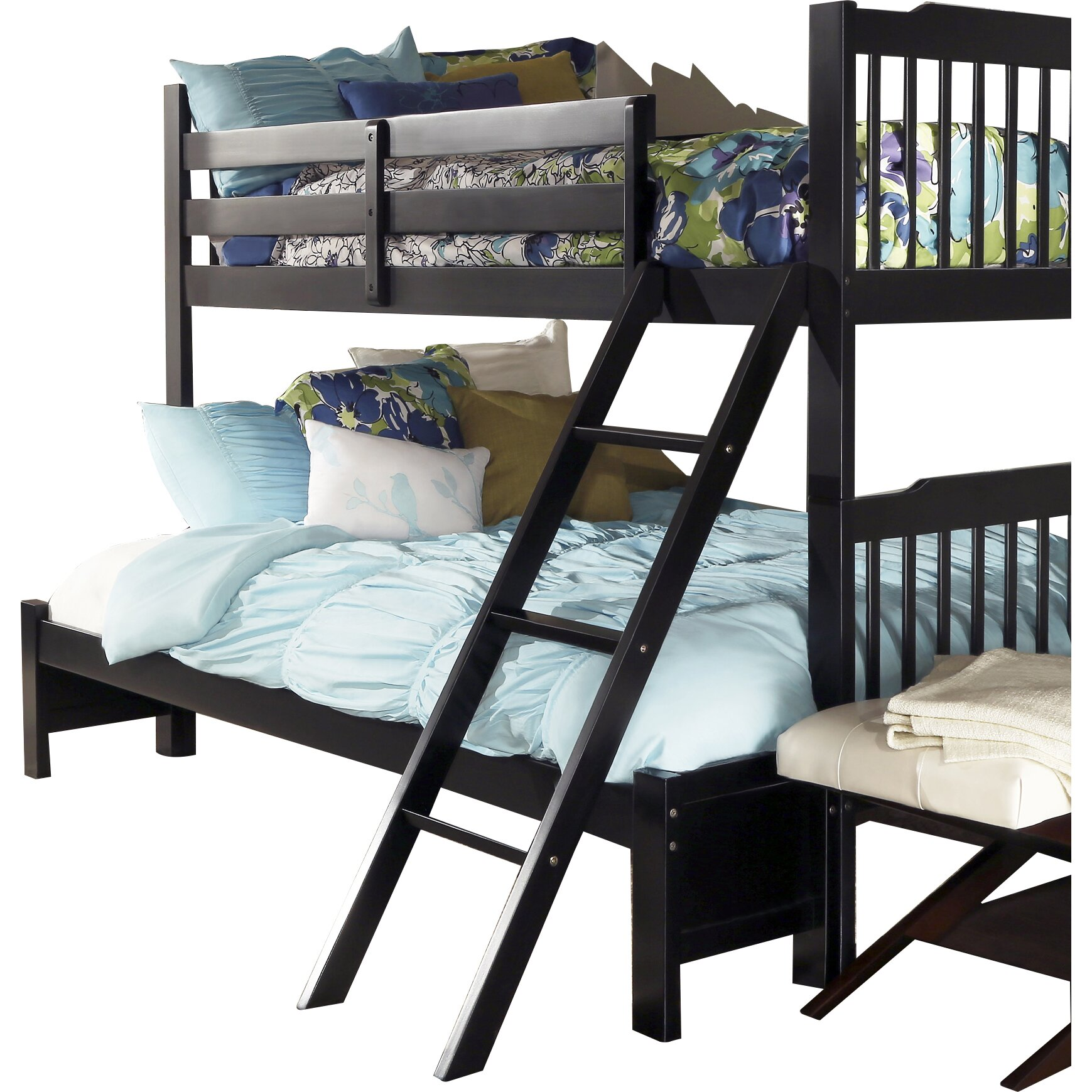 Viv Rae Wyton Twin over Full Bunk Bed & Reviews