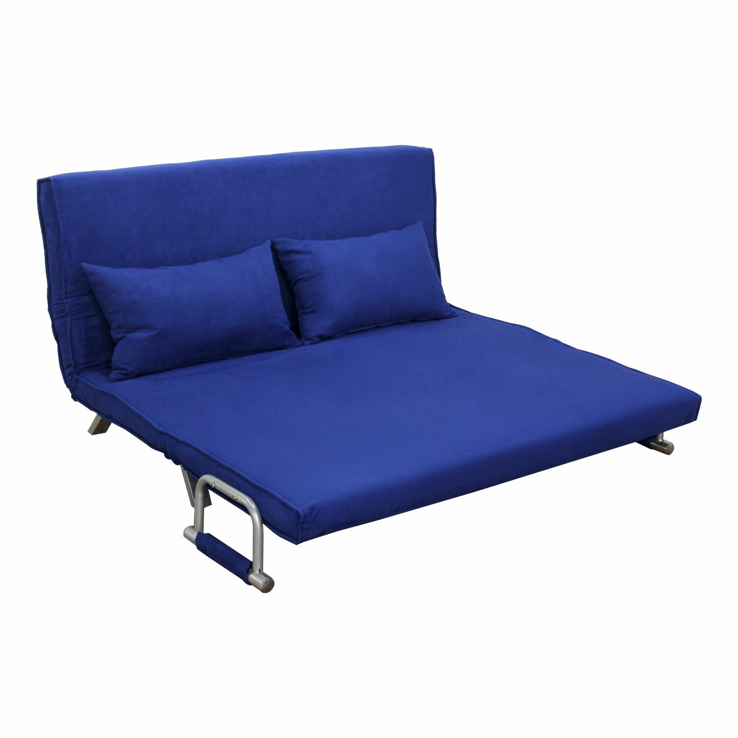 Folding Futon Couch Sleeper Sofa | Wayfair