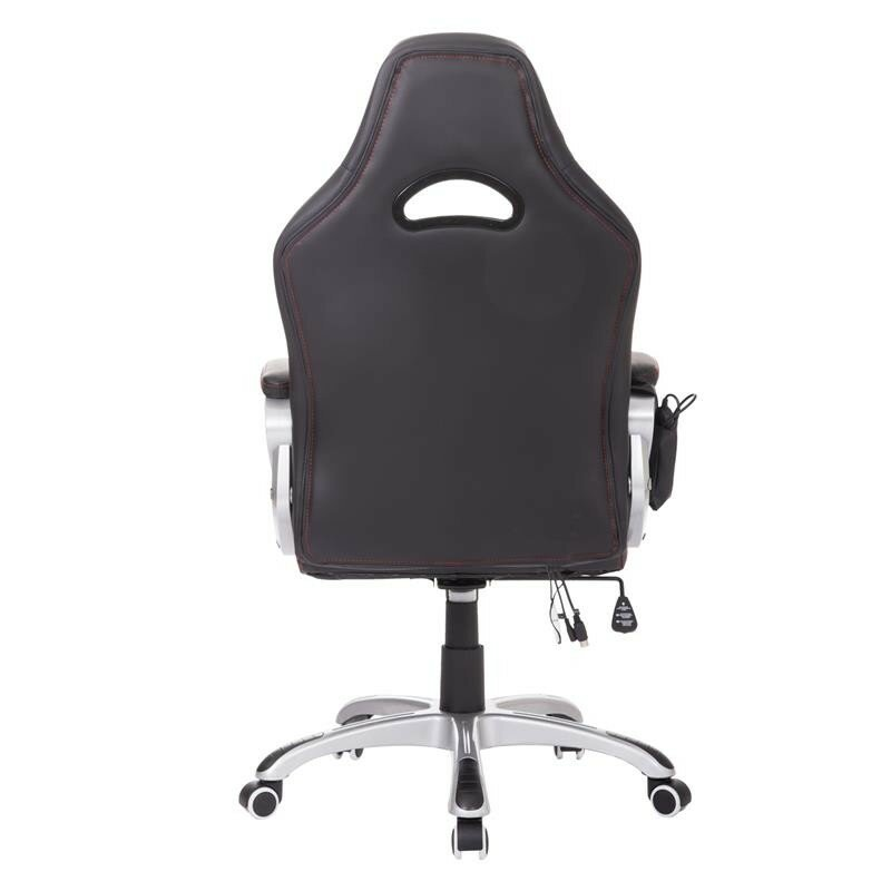 Hom Heated Massaging fice Chair & Reviews