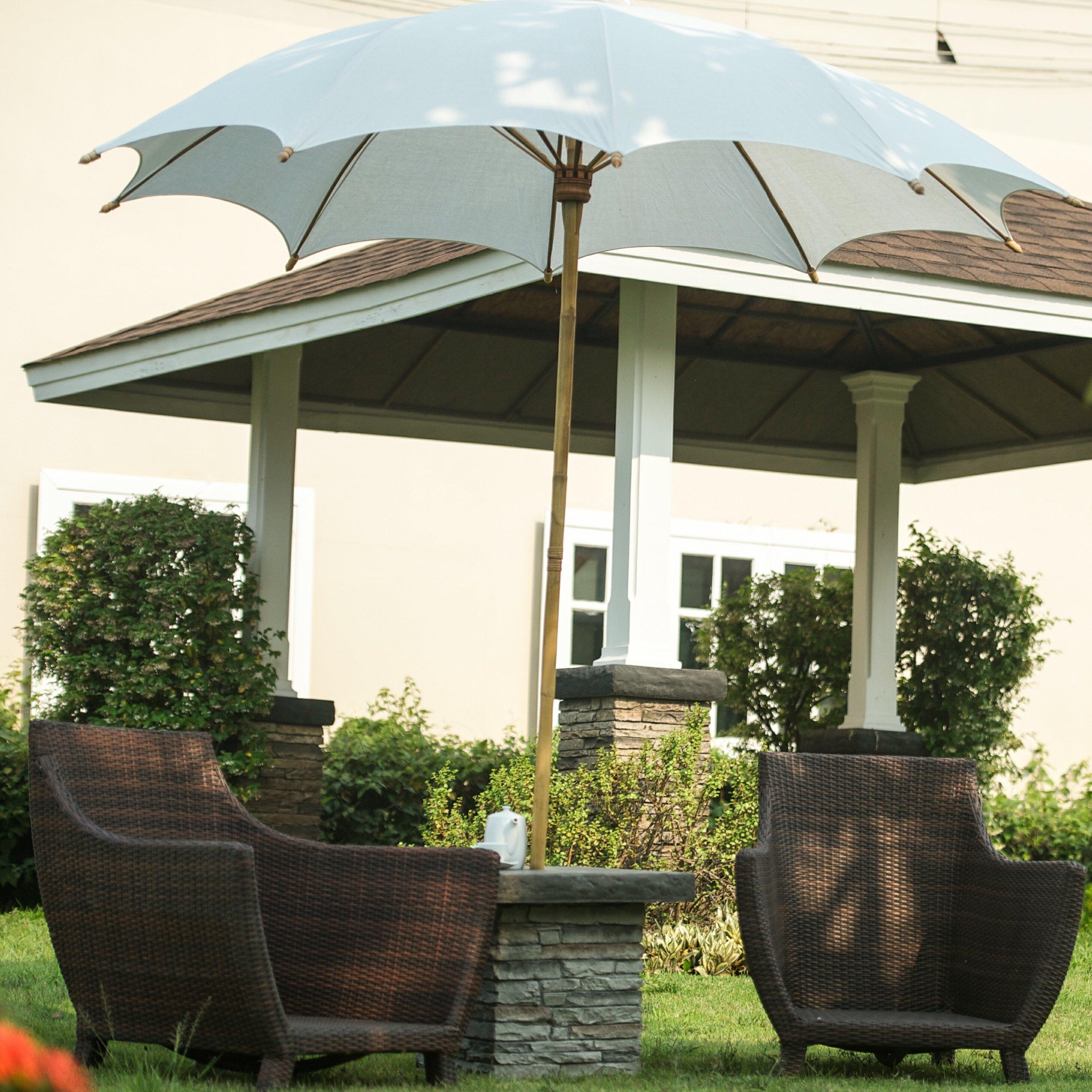 Patio Umbrella Table: EyeLevel Table Patio Umbrella Stand & Reviews