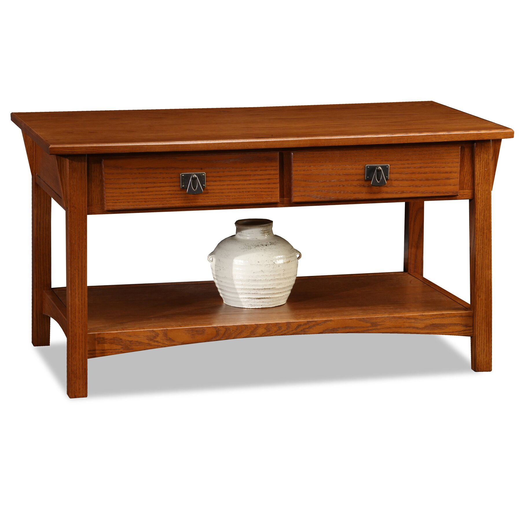 Leick Mission Coffee Table Reviews Wayfair