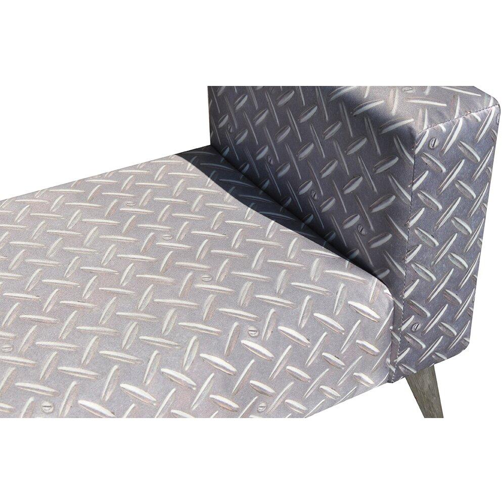 gepolsterte schlafzimmerbank loft von happybarok. Black Bedroom Furniture Sets. Home Design Ideas
