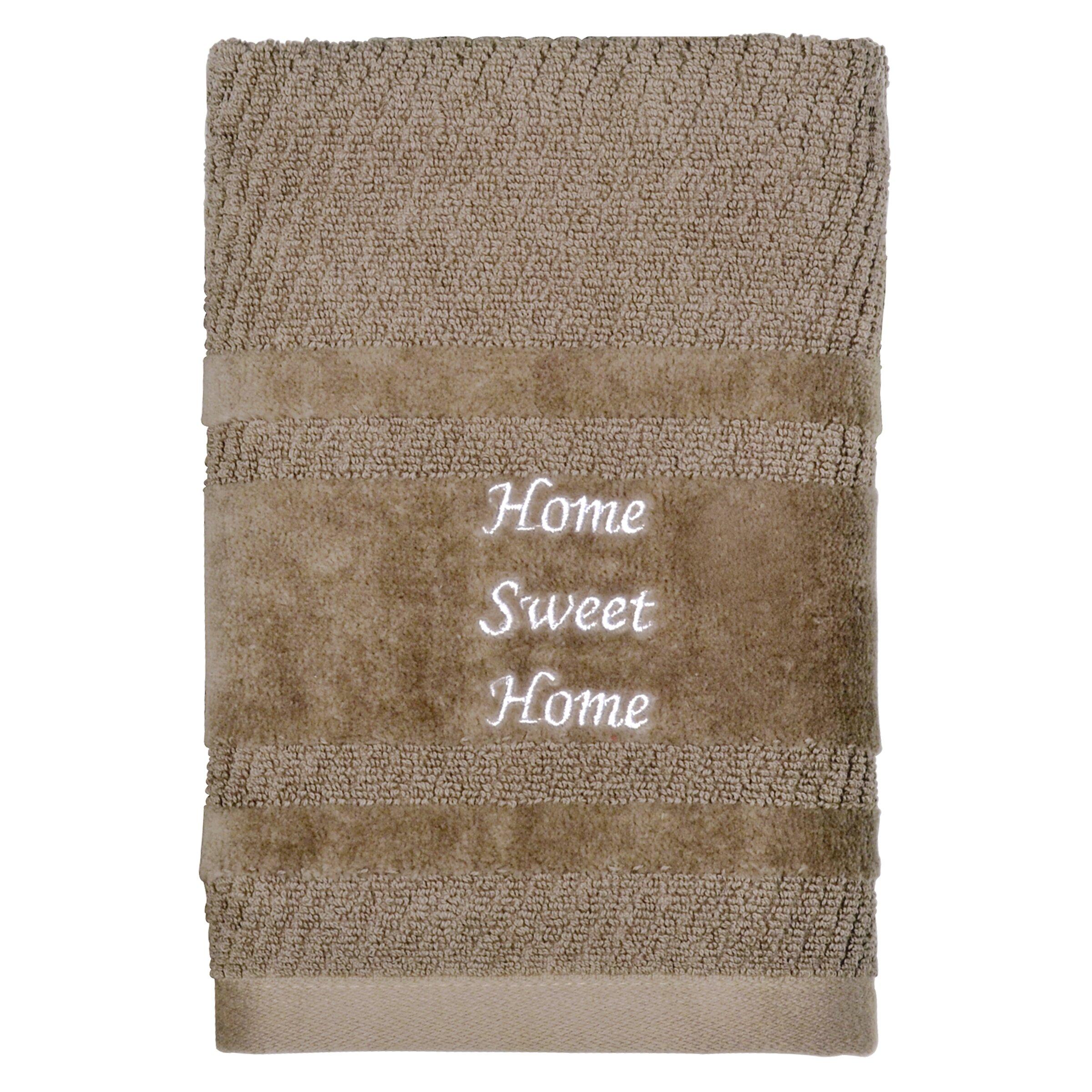 Peri Home Towels: Peri Home Home Sweet Home Hand Towel & Reviews