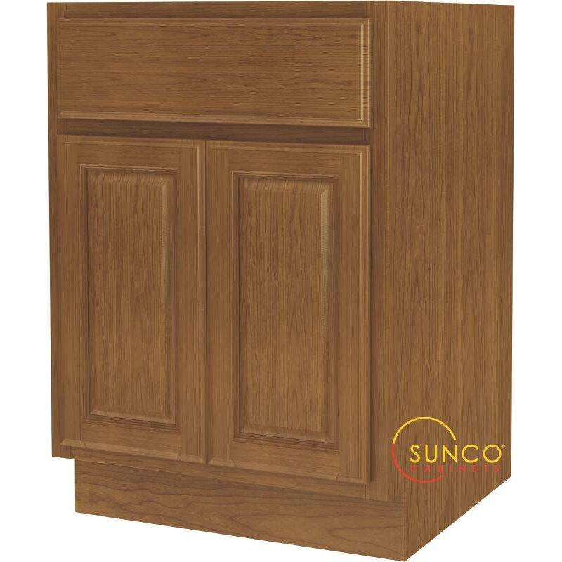 "35 8"" x 24"" Kitchen Base Cabinet"