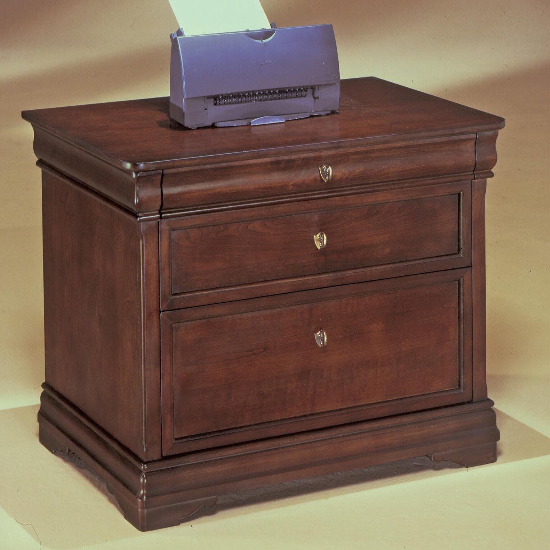 flexsteel contract rue de lyon 2 drawer filing cabinet reviews wayfair. Black Bedroom Furniture Sets. Home Design Ideas