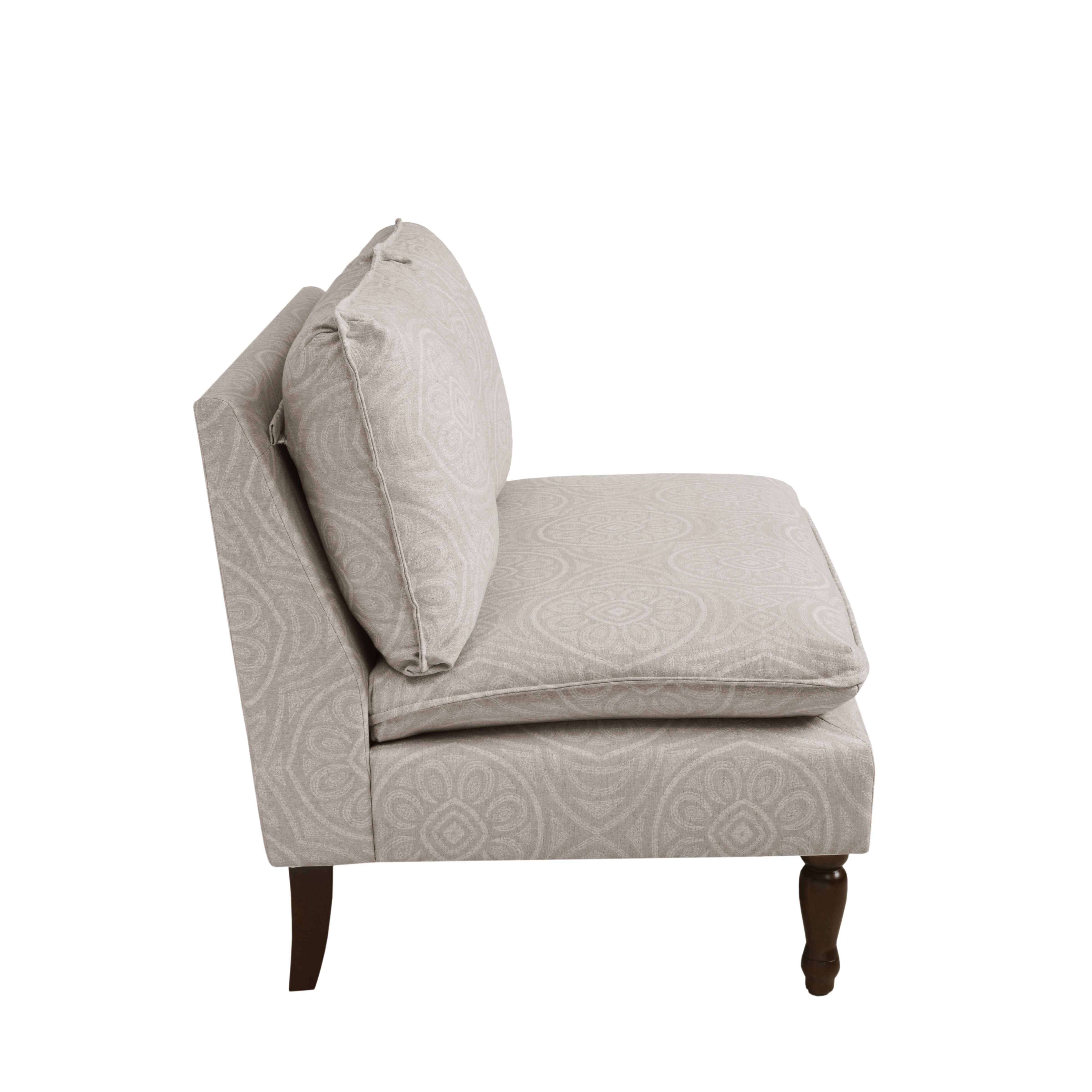Wayfair Modern Pillow : Madison Park Kipling Modern Pillow Top Floral Settee & Reviews Wayfair