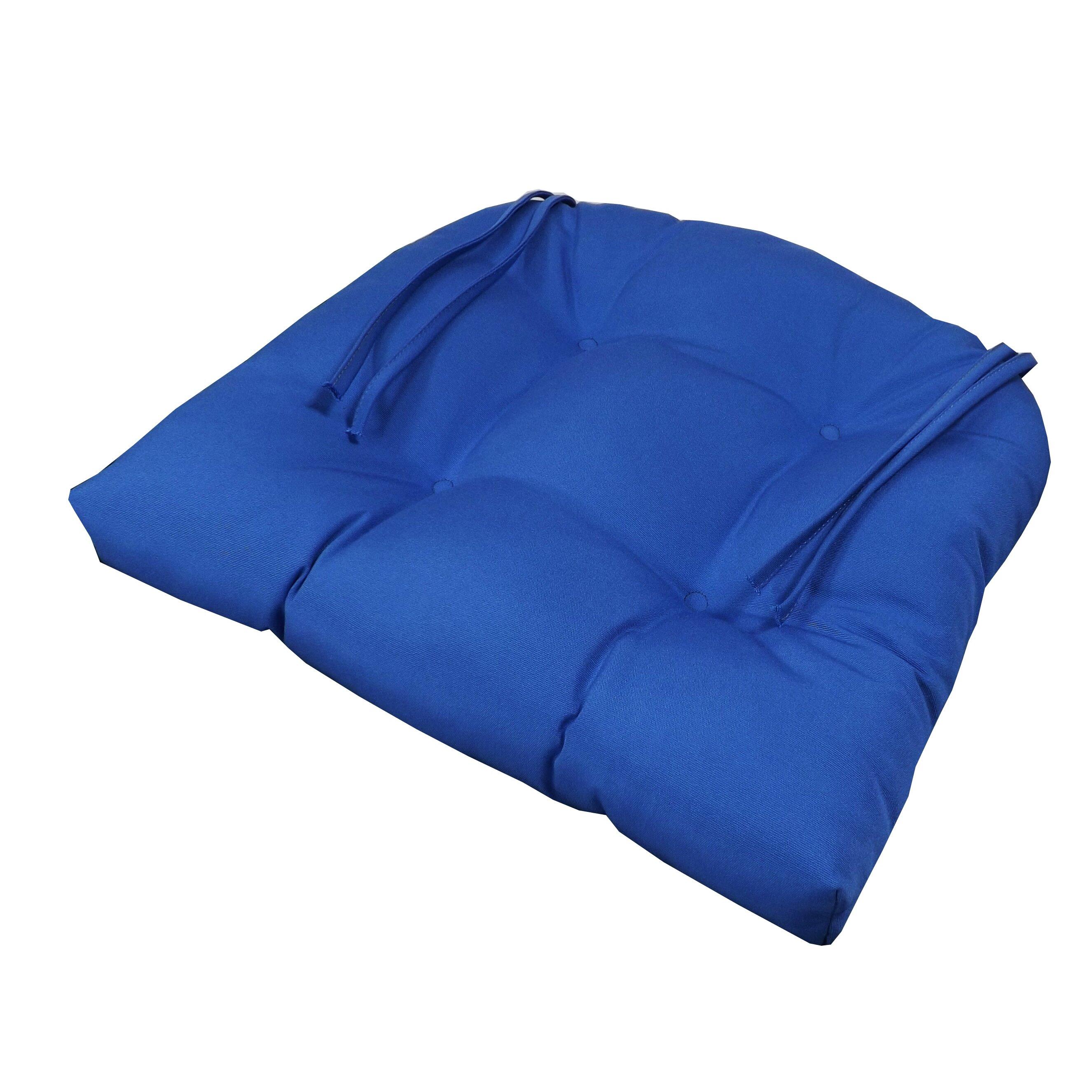 Cushion Pros Outdoor Sunbrella Chair Seat Cushion