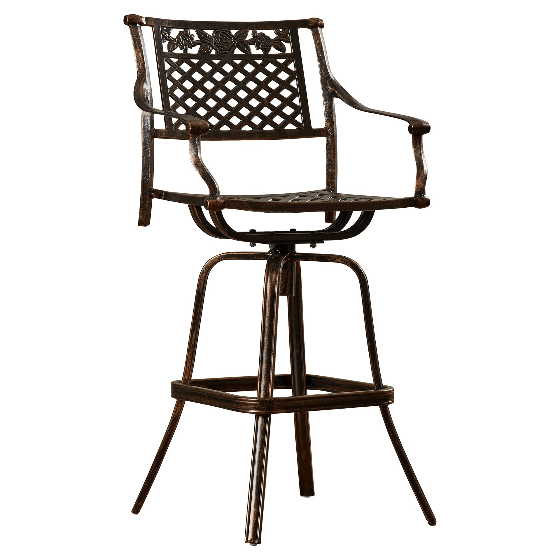 wheeler labadie 29 5 bar stool with cushion reviews wayfair