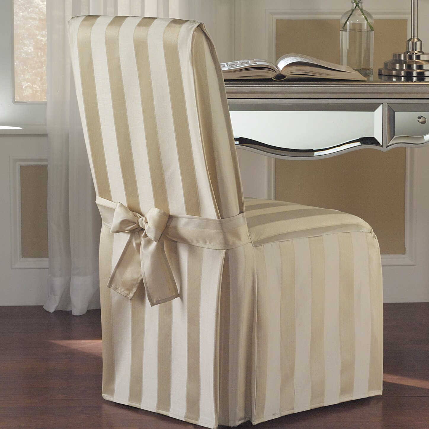 Rosalind Wheeler Parson Chair Slipcover & Reviews