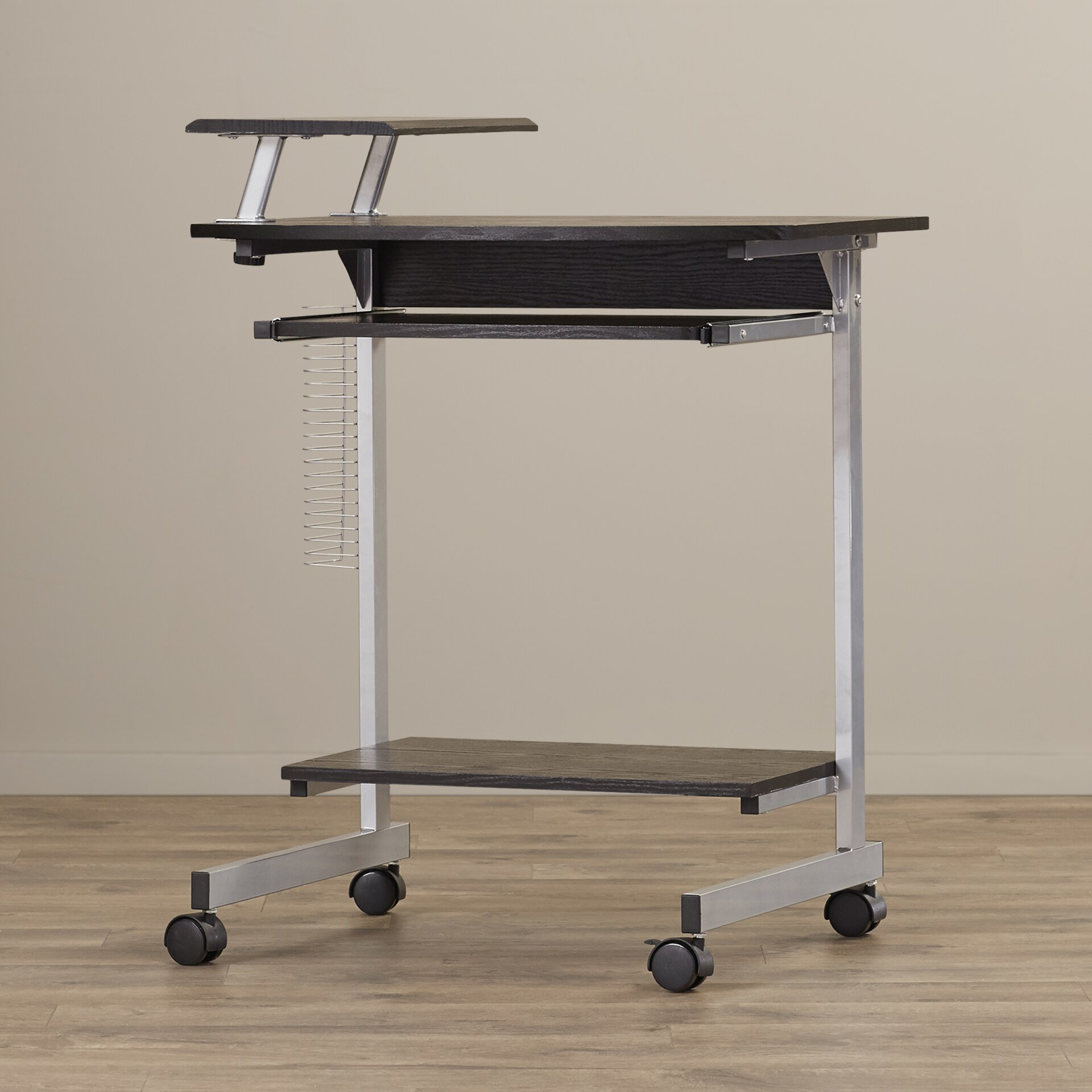 Symple Stuff Space Saving Computer Desk & Reviews  Wayfair