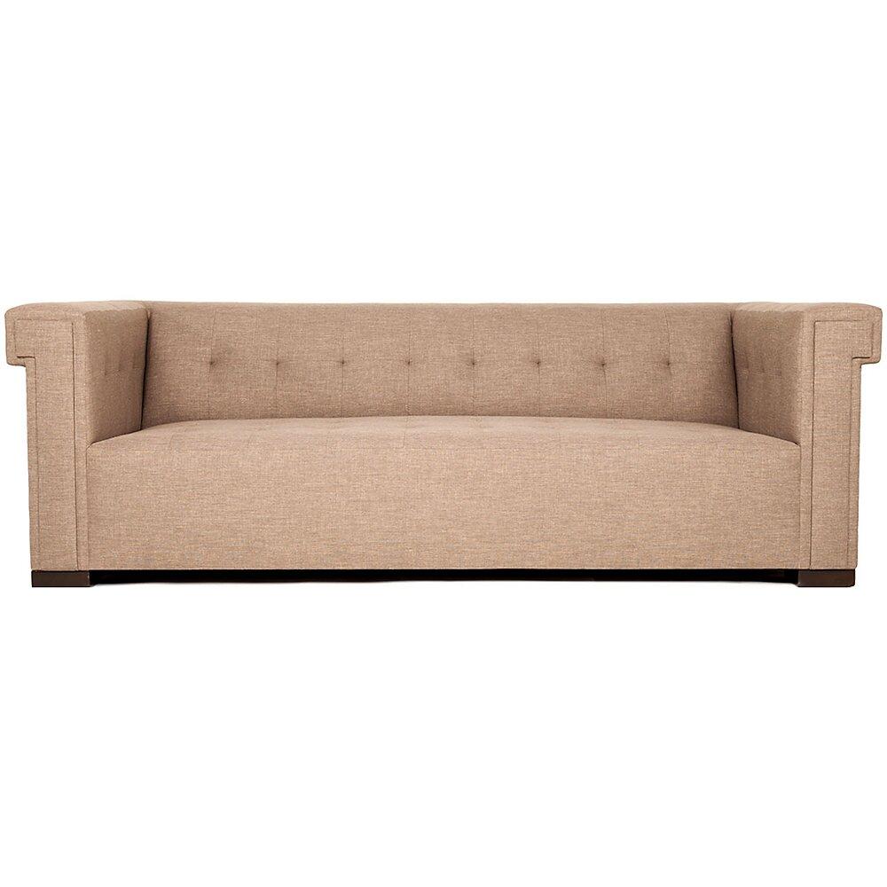 Bradley Tufted Sofa