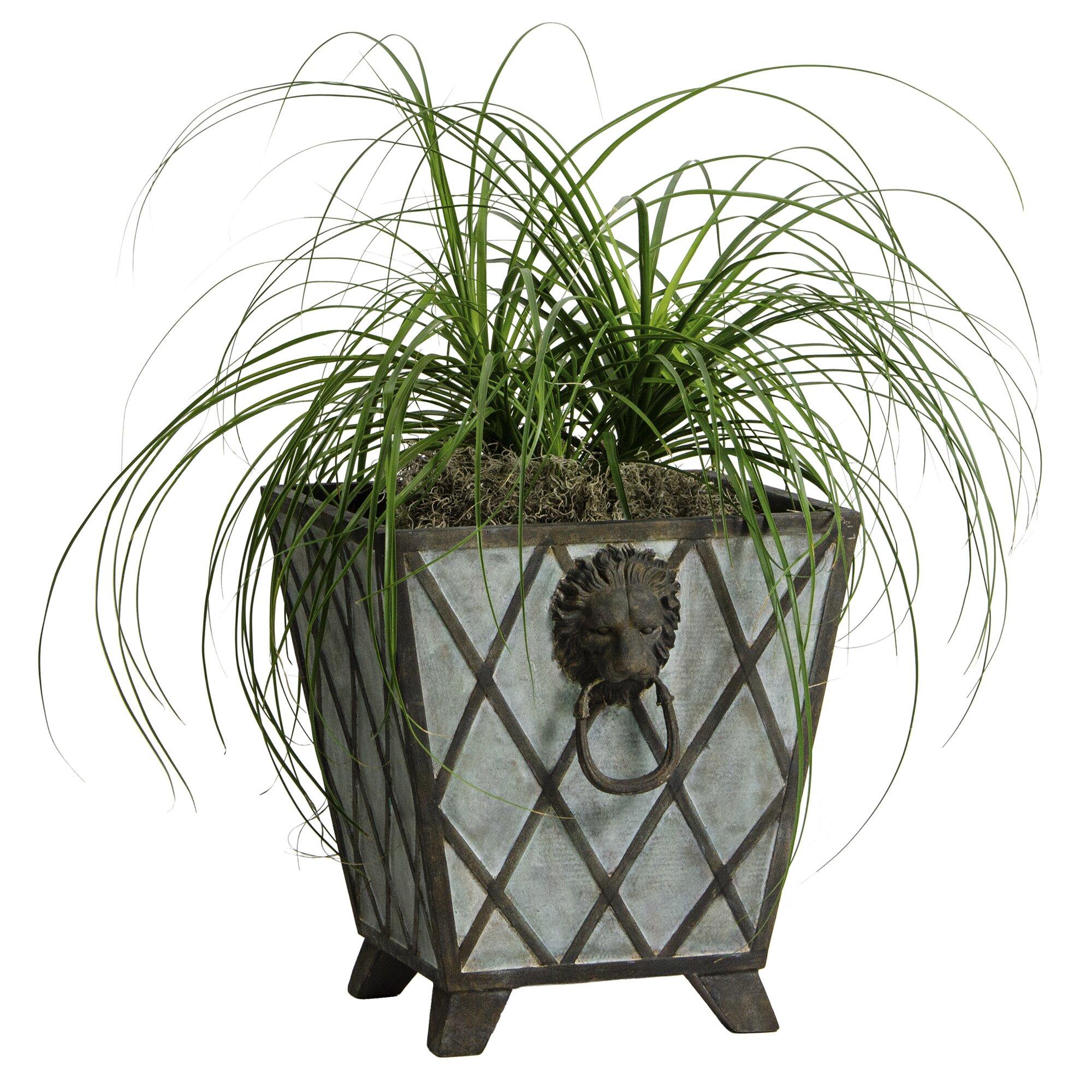 BombayOutdoors Jardin Lattice Indoor/Outdoor Planter Box