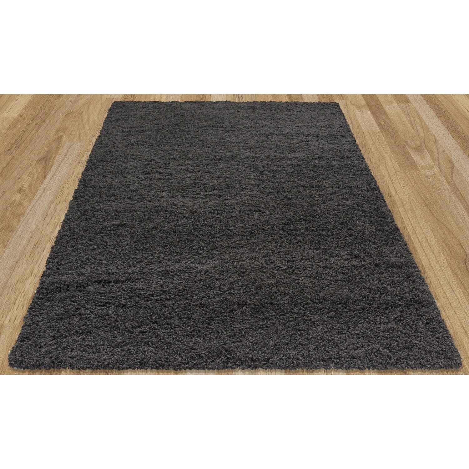 Sweet Home Stores Cozy Charcoal Gray Area Rug Amp Reviews