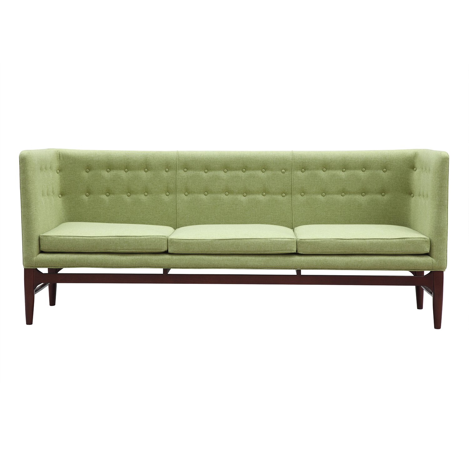 Mayor mid century modern sofa wayfair for Mid century modern sofas