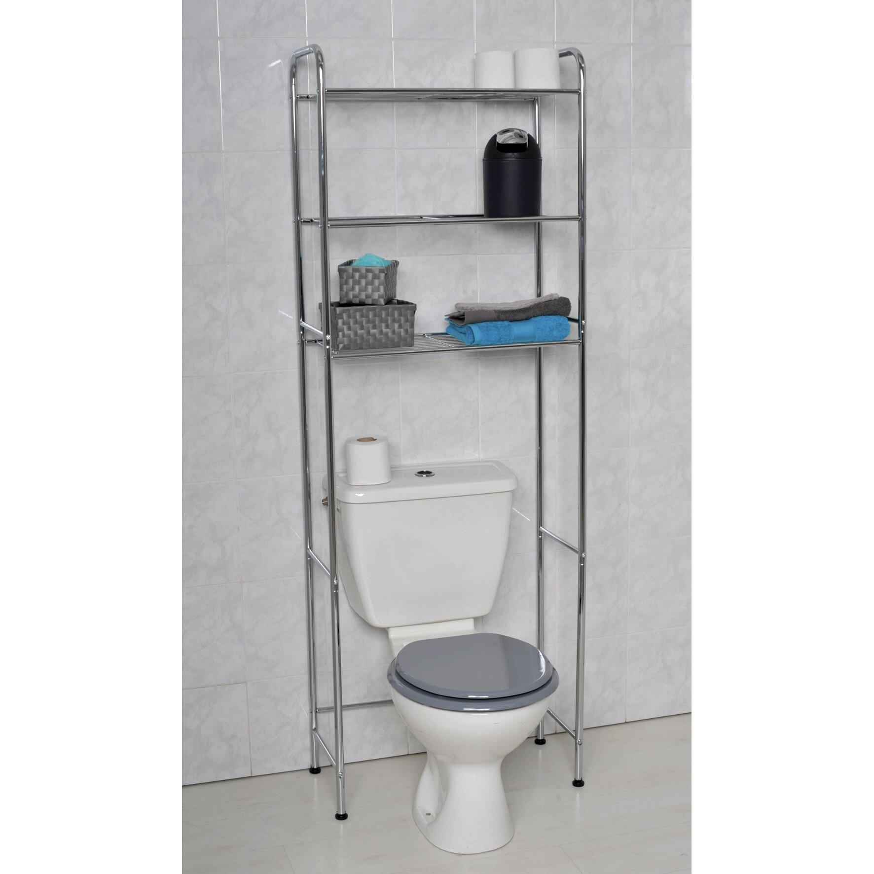 Wrought iron bathroom space saver - Bathroom Space Saver Bathroom Spacesaver Metal Three Tiers Wire Bathroom Space Saver Black Enwe Us
