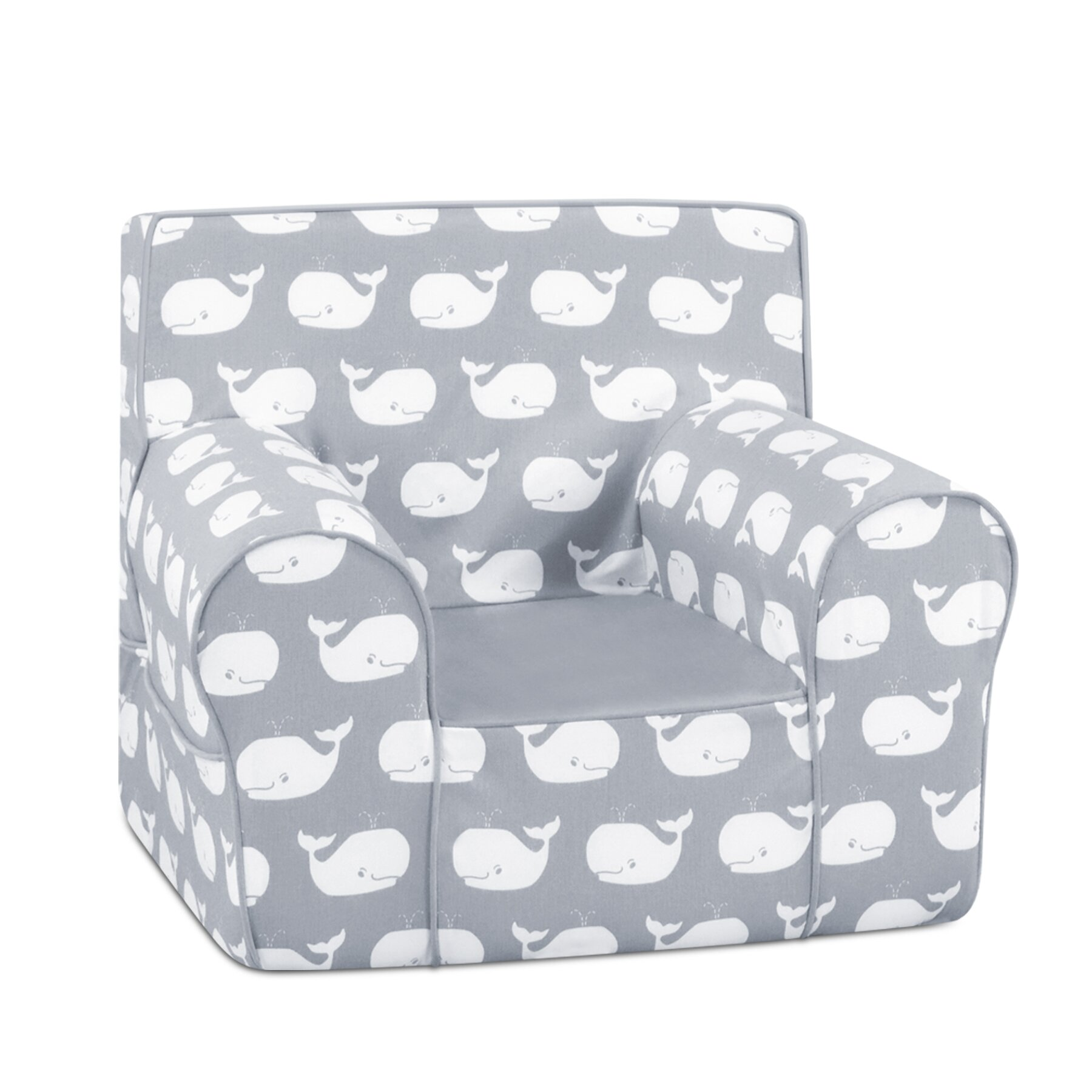 Kangaroo trading company grab n go kids foam chair for Kangaroo outdoor furniture covers