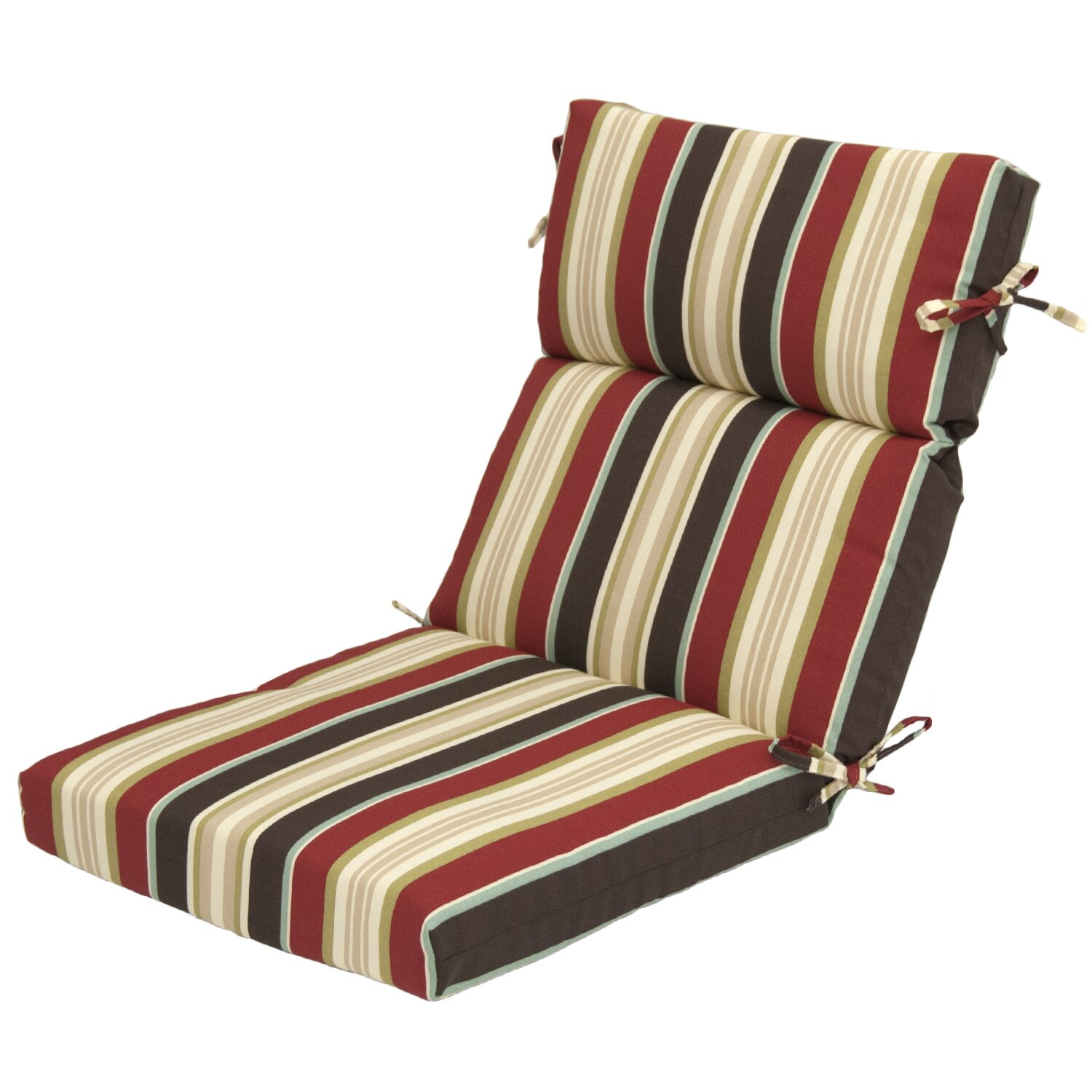 Majestic Outdoor High Back Chair Cushion | Wayfair