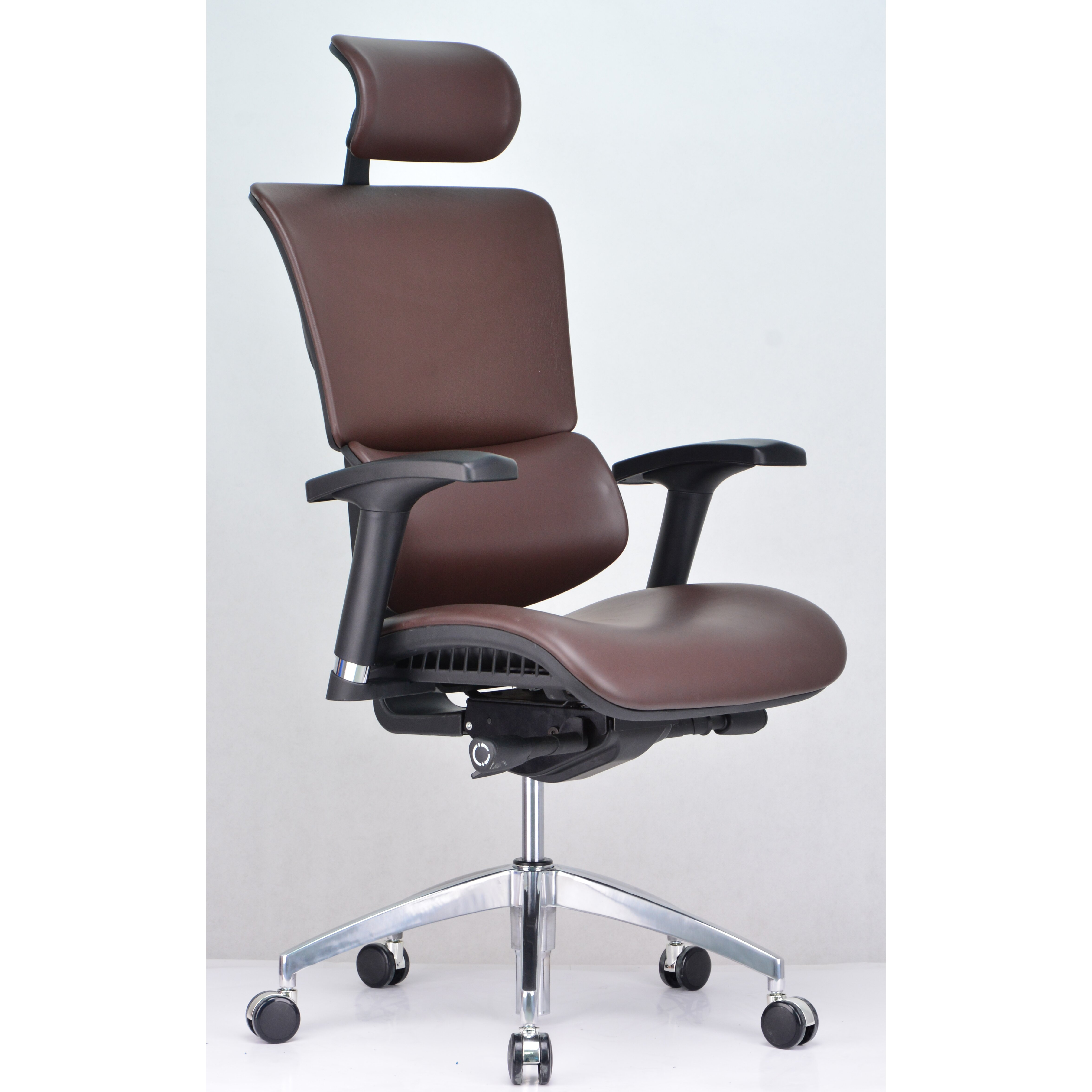 Conklin fice Furniture Vito High Back Leather Executive