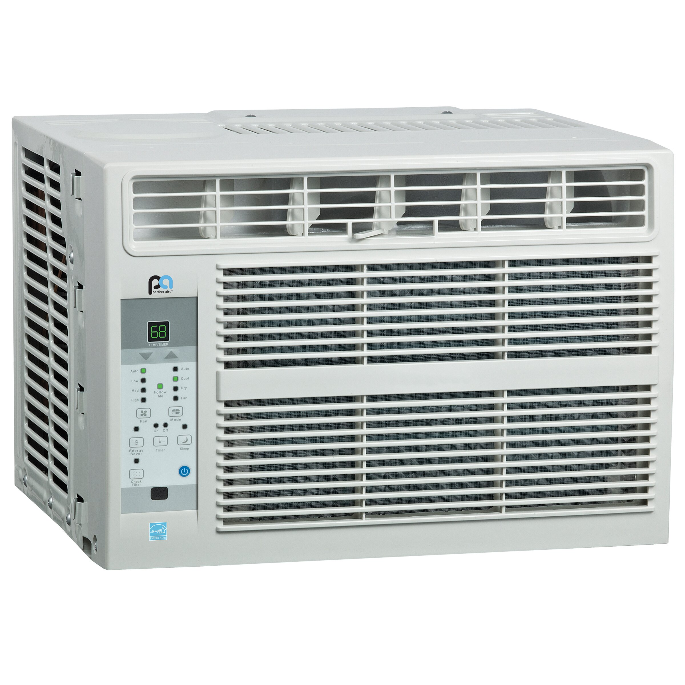 5000 btu energy star window air conditioner with remote. Black Bedroom Furniture Sets. Home Design Ideas