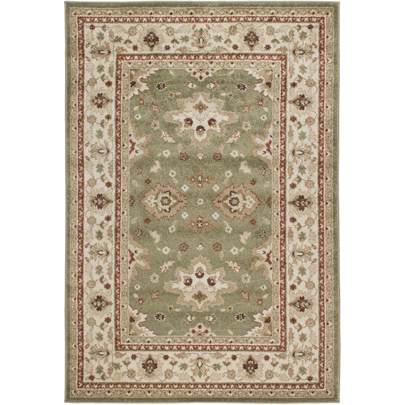 Threadbind Hammond Green Indoor Outdoor Area Rug & Reviews