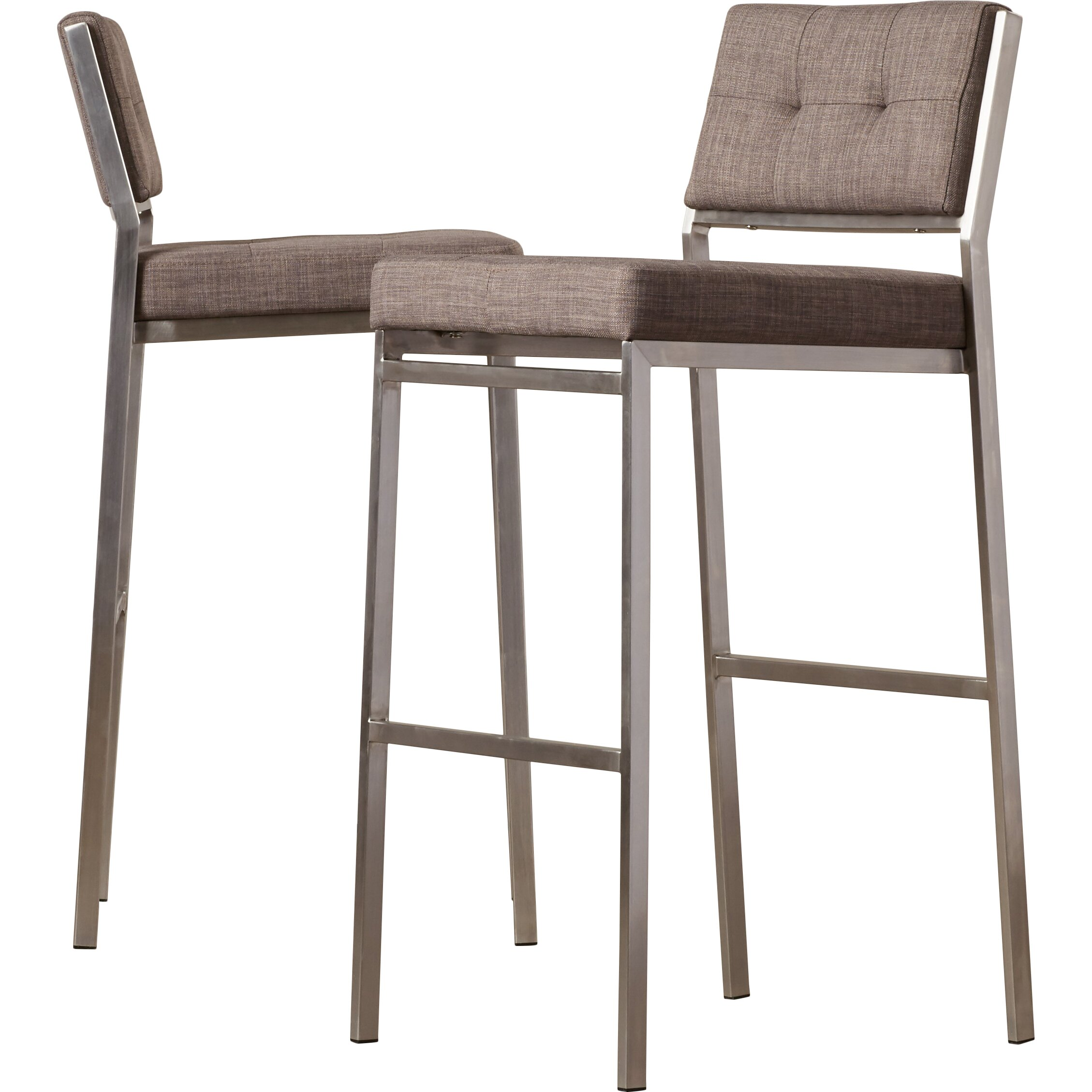 latitude run 30 bar stool with cushion reviews wayfair