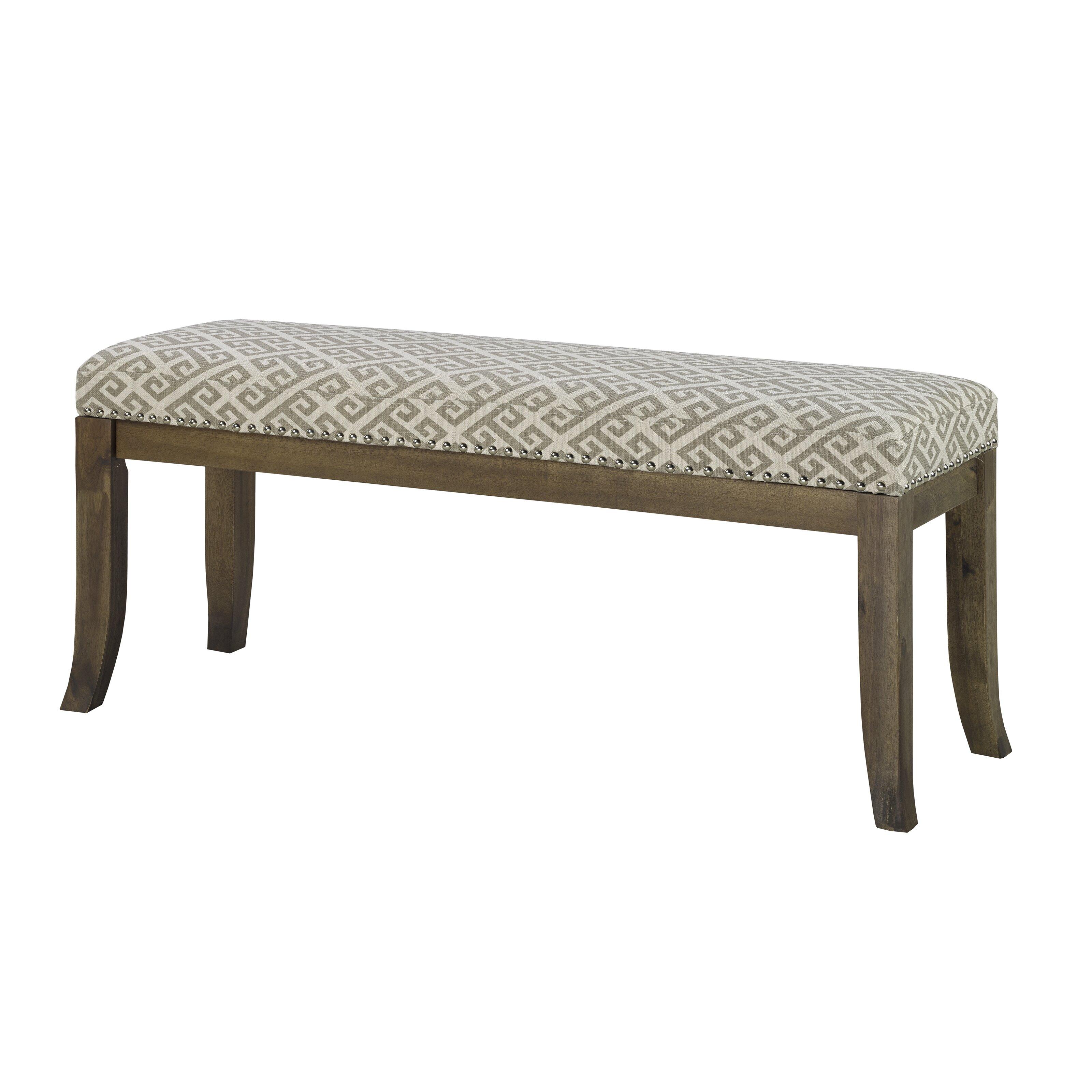 Jokai Upholstered Bedroom Bench Wayfair