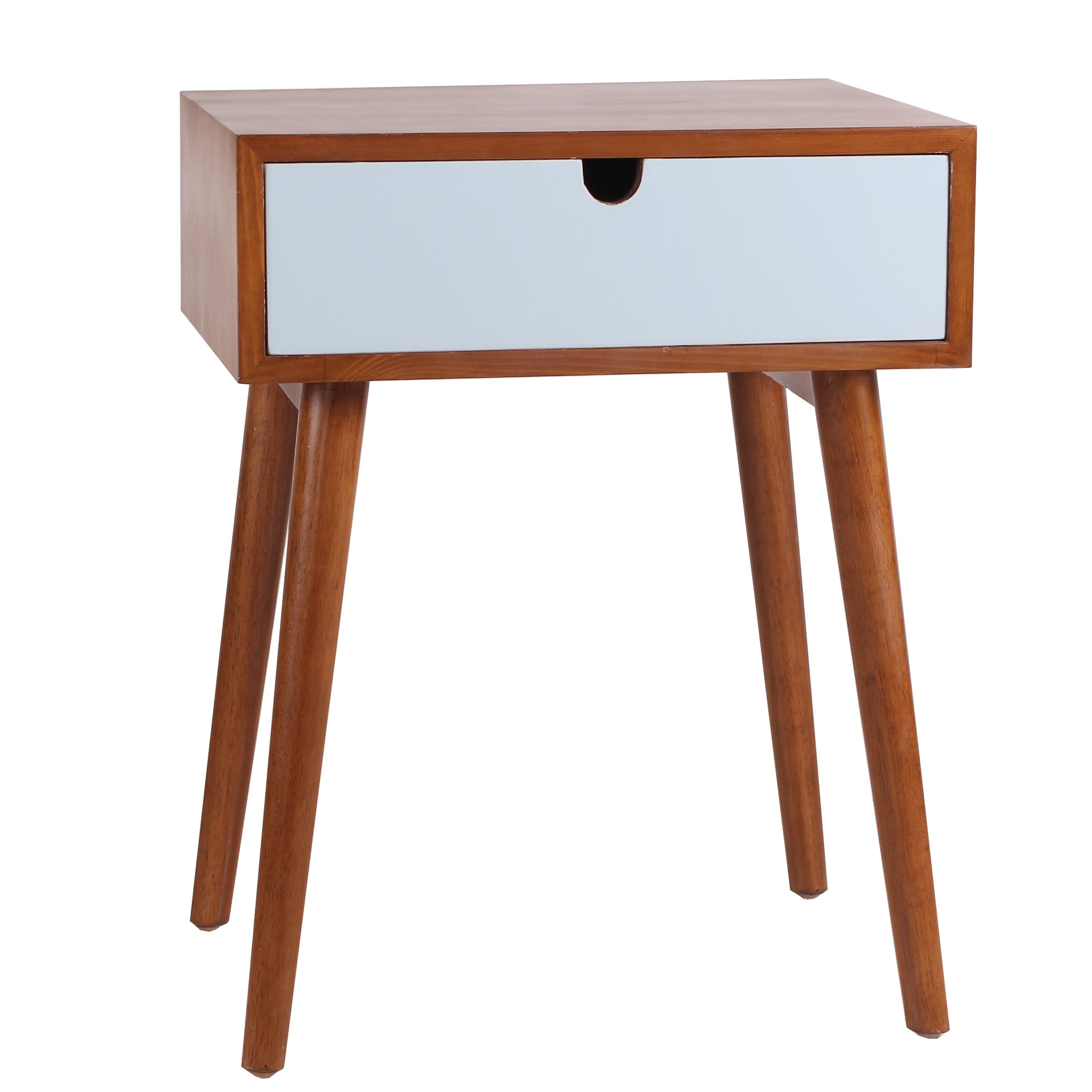 Porthos Home Holland End Table Amp Reviews Wayfair