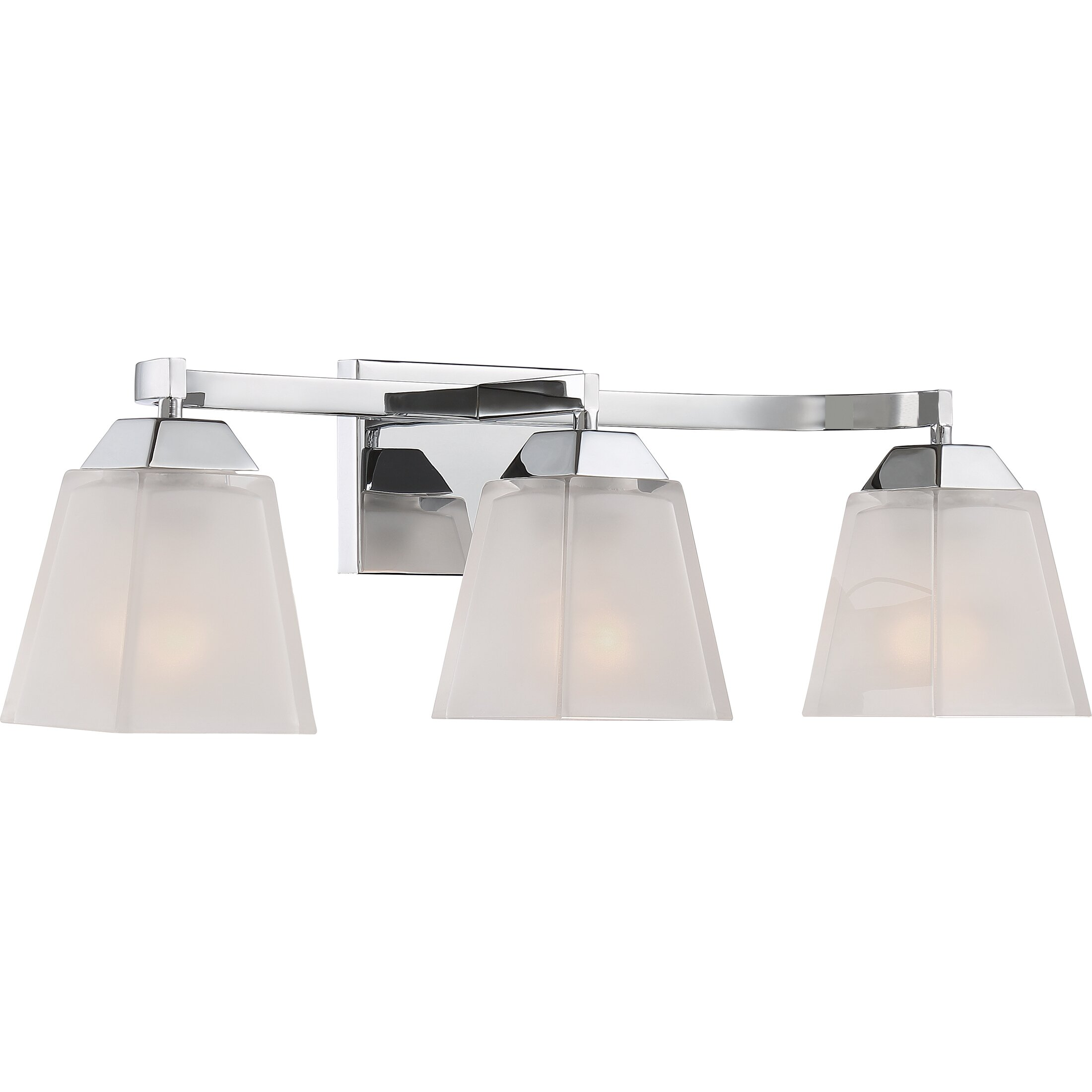 Quoizel Loft 3 Light Vanity Light Reviews Wayfair